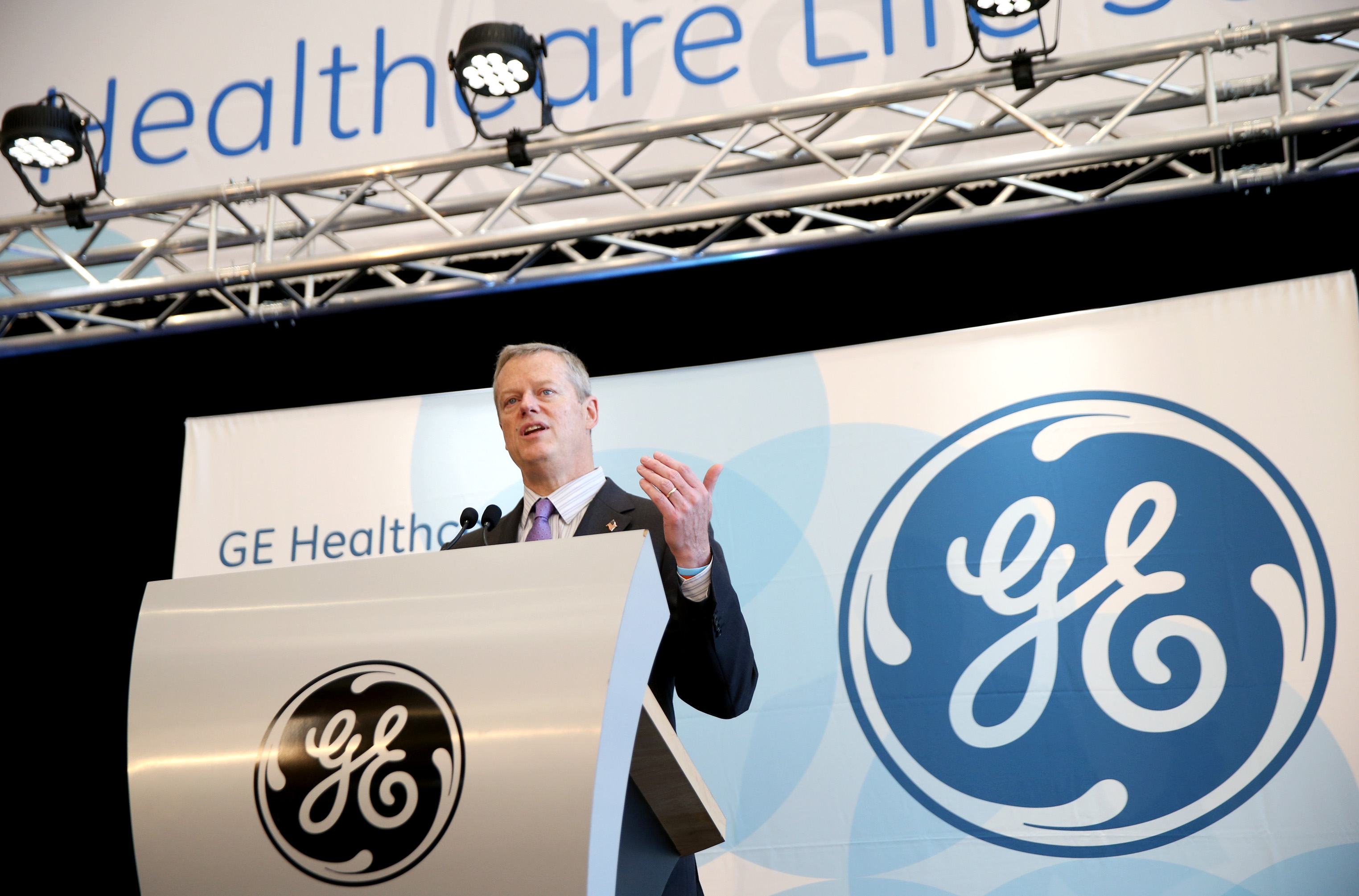 General Electric Healthcare life Sciences Opening