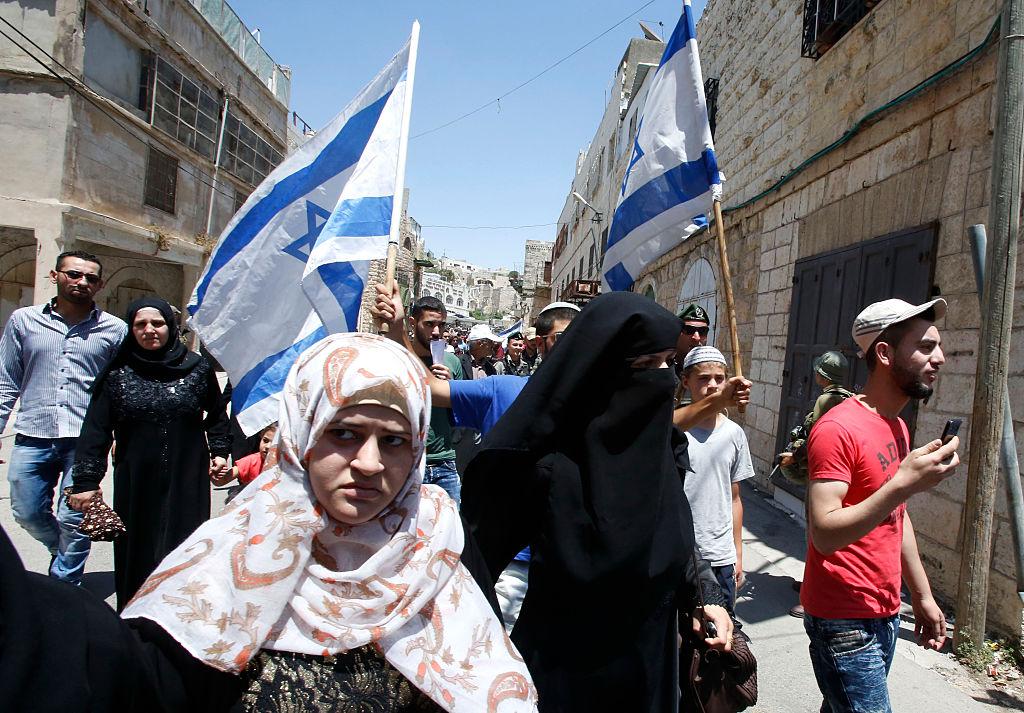 PALESTINIAN-ISRAEL-CONFLICT-HEBRON