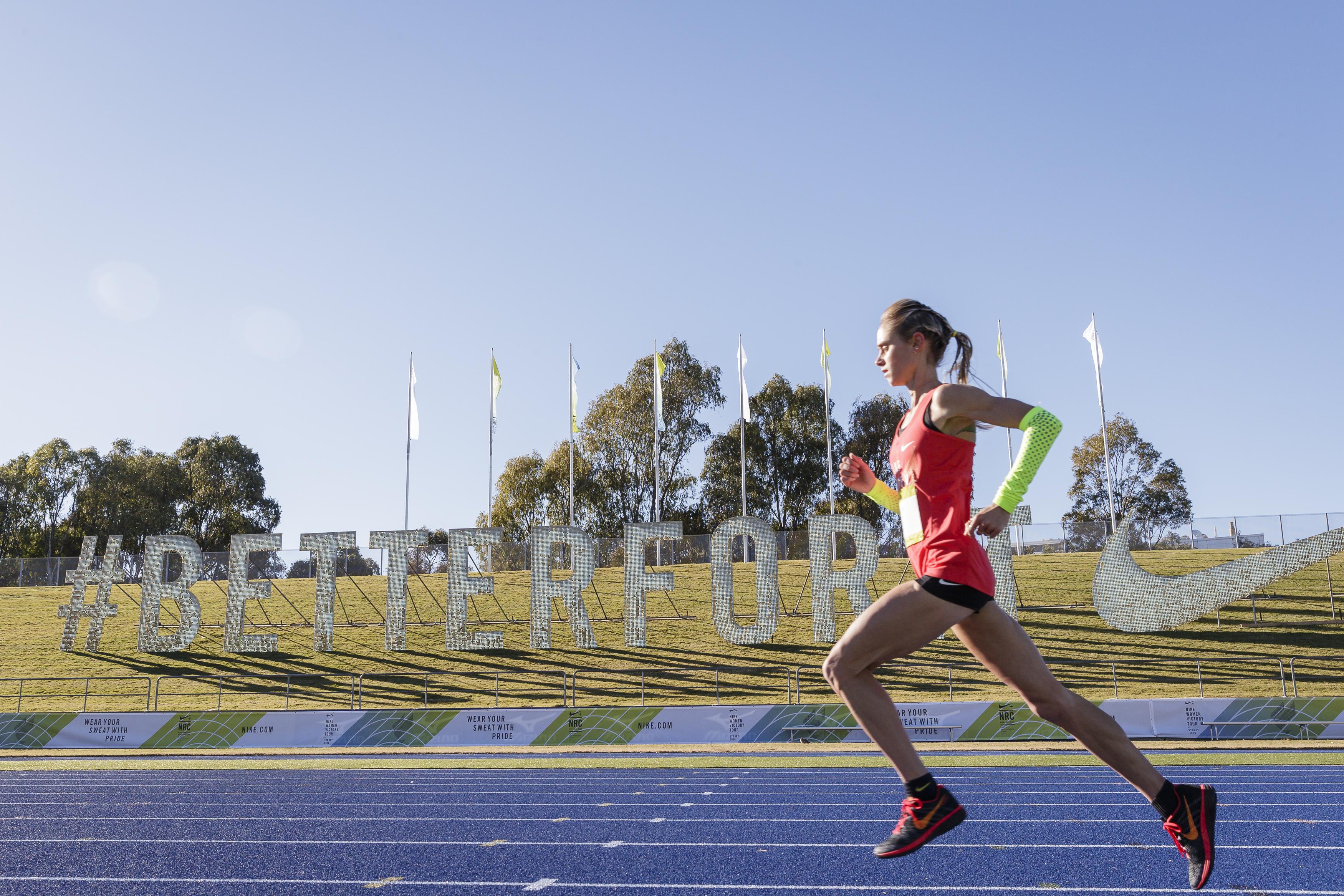 Nike Women Half Marathon