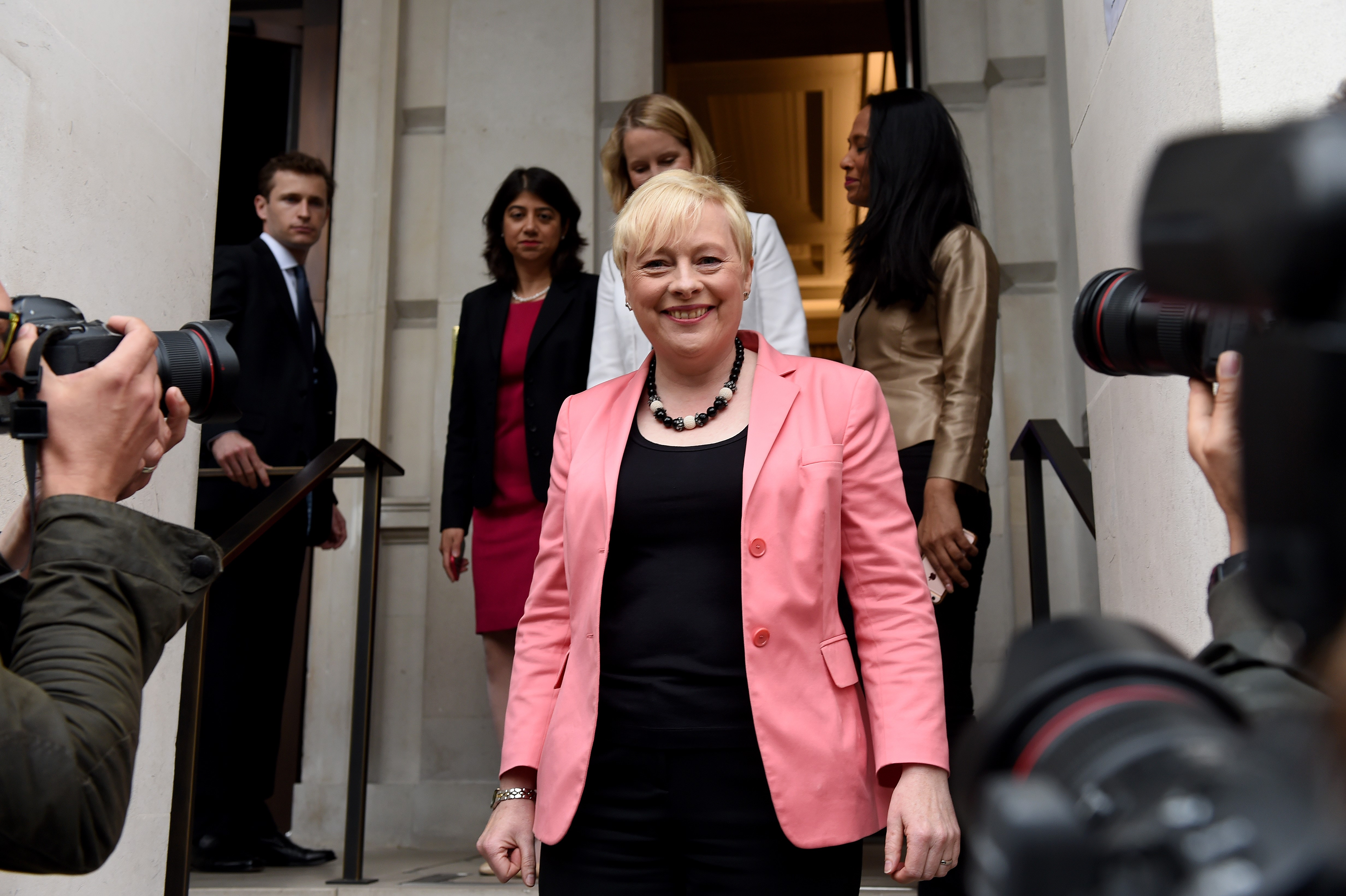 Angela Eagle's leadership challenge against Labour Party leader Jeremy Corbyn