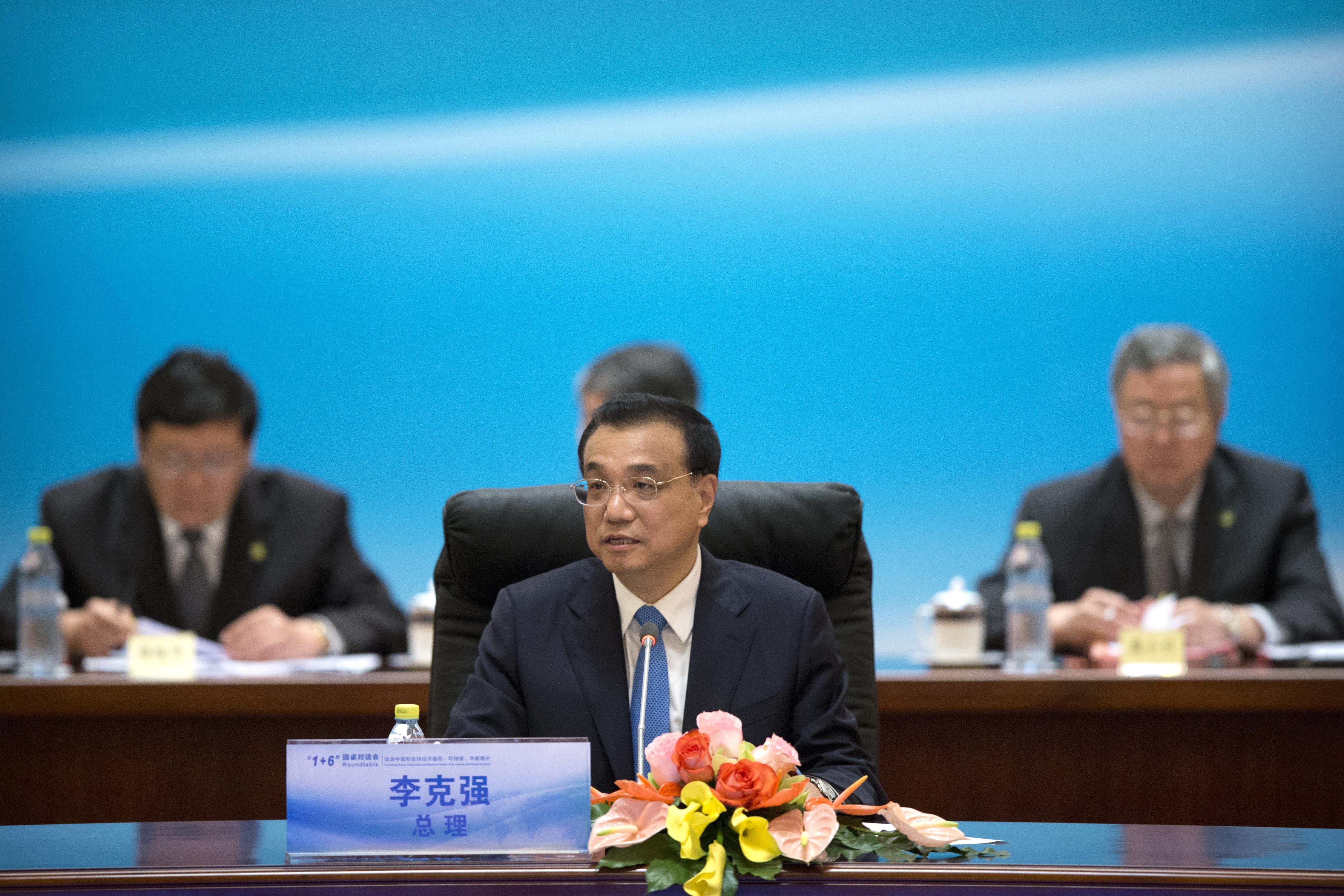 China-Economy-DIPLOMACY
