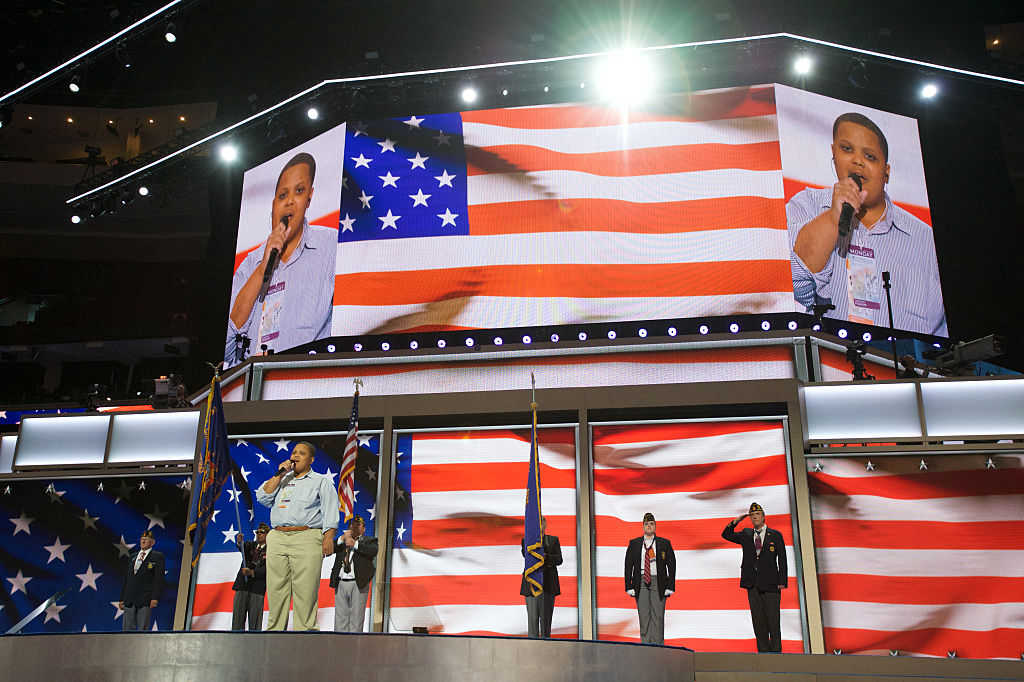 2016 Democratic National Convention - Day 1