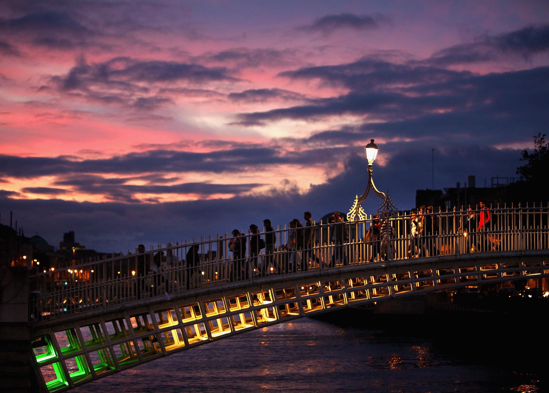Irish Hold Referendum On The EU Lisbon Treaty