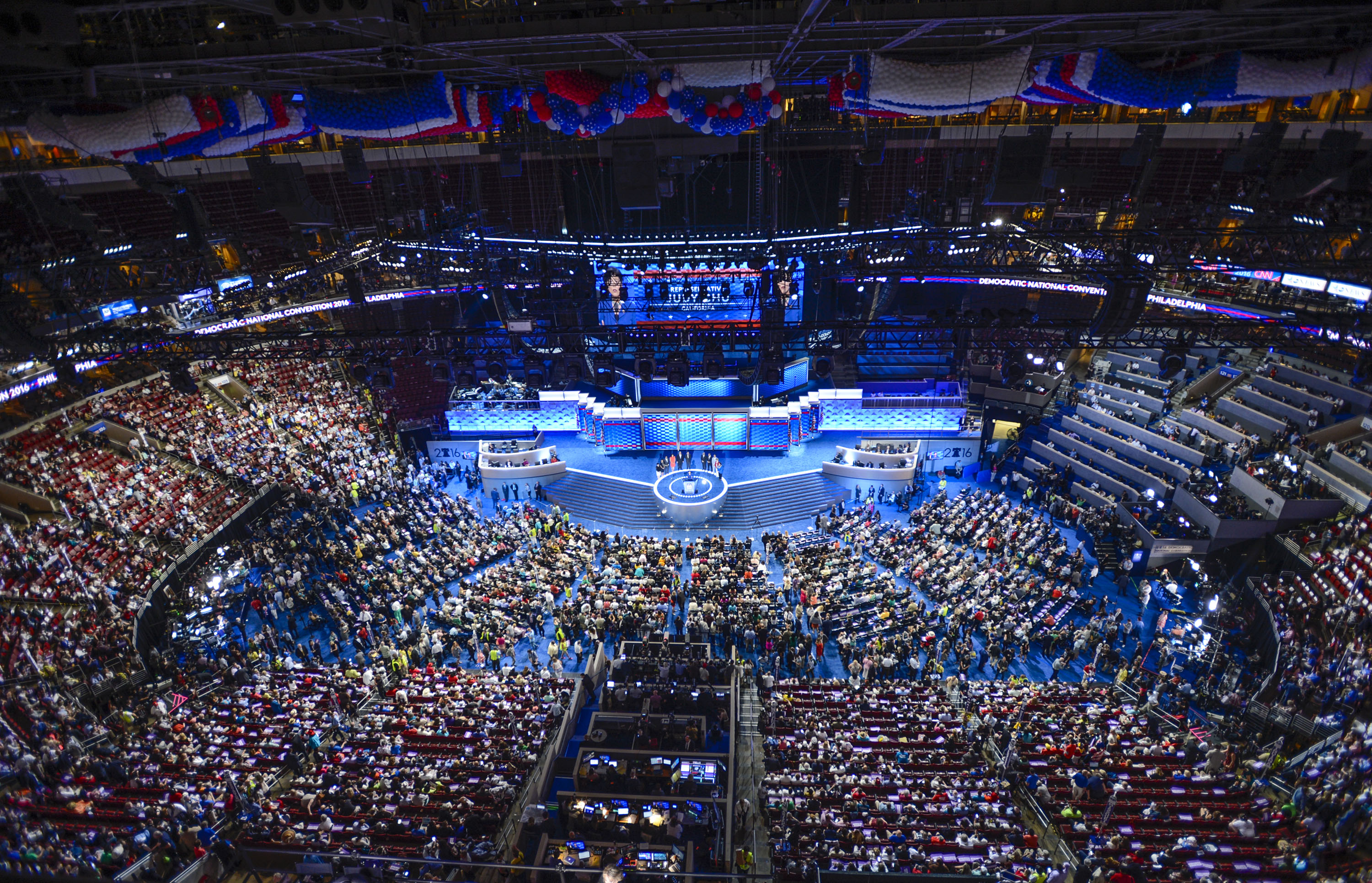 Democratic National Convention Day Three