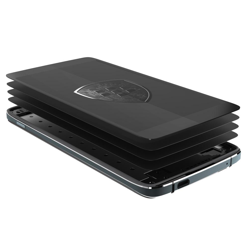 The BlackBerry DTEK50
