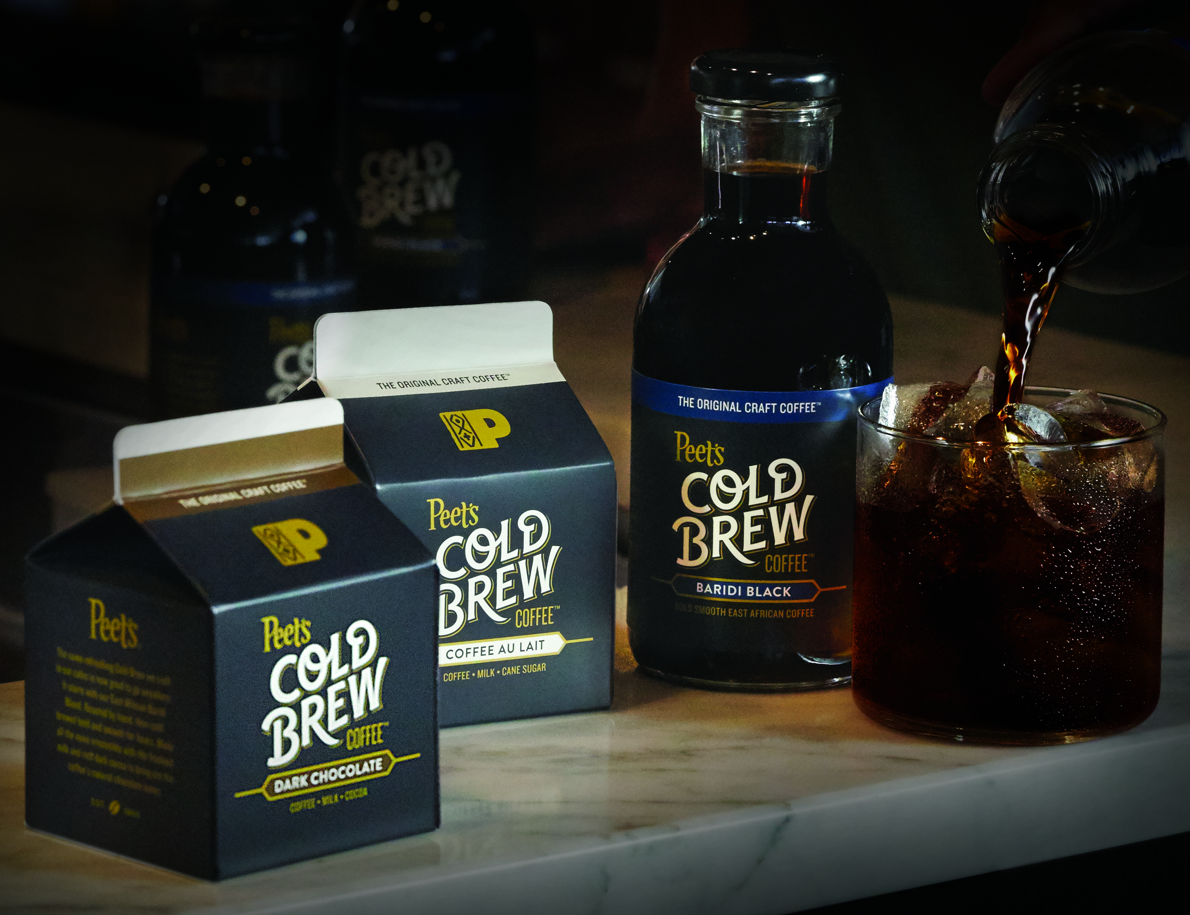 Peet's Coffee is launching a cold brew line in the San Francisco area, with plans to eventually expand the beverage line to other markets.