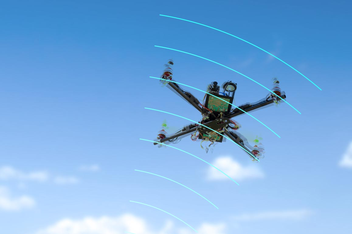 Dedrone's Drontracker will detect illegal drones.