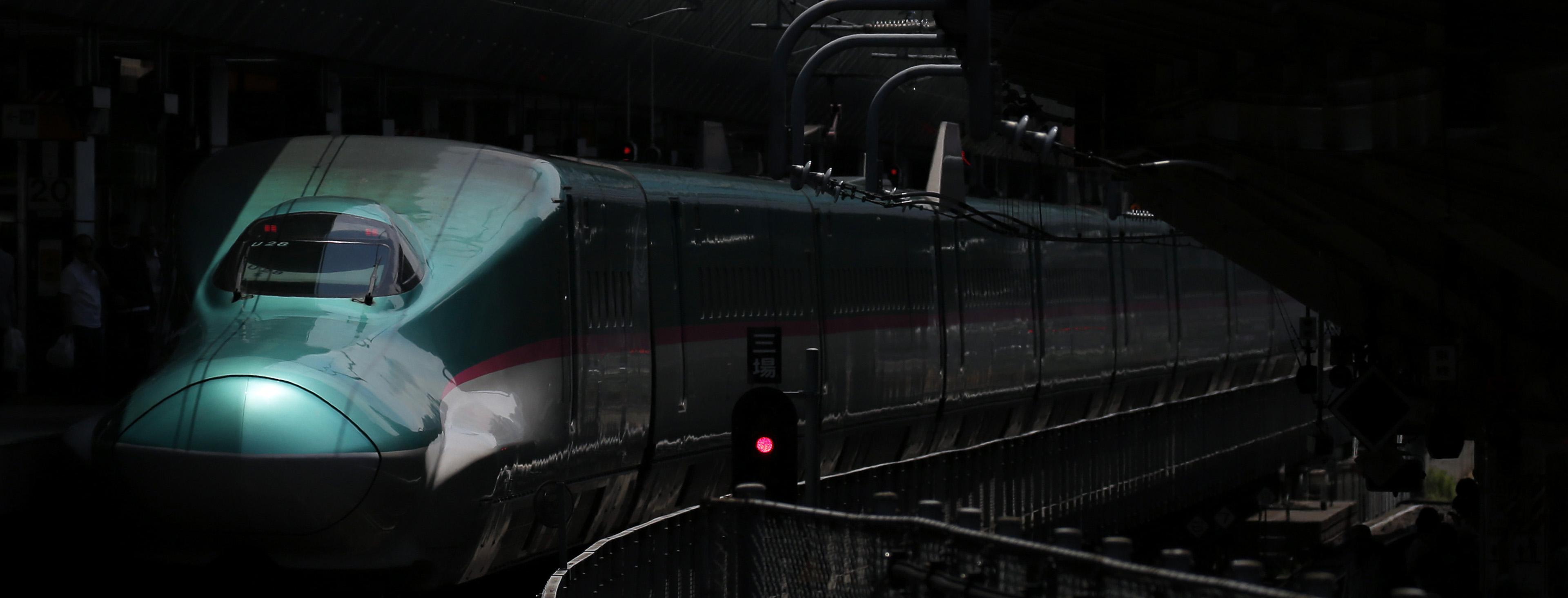 General Images Of High Speed Trains Ahead Of Thai Transport Minister Visit Regarding Bangkok-Chang Mai Rail Link