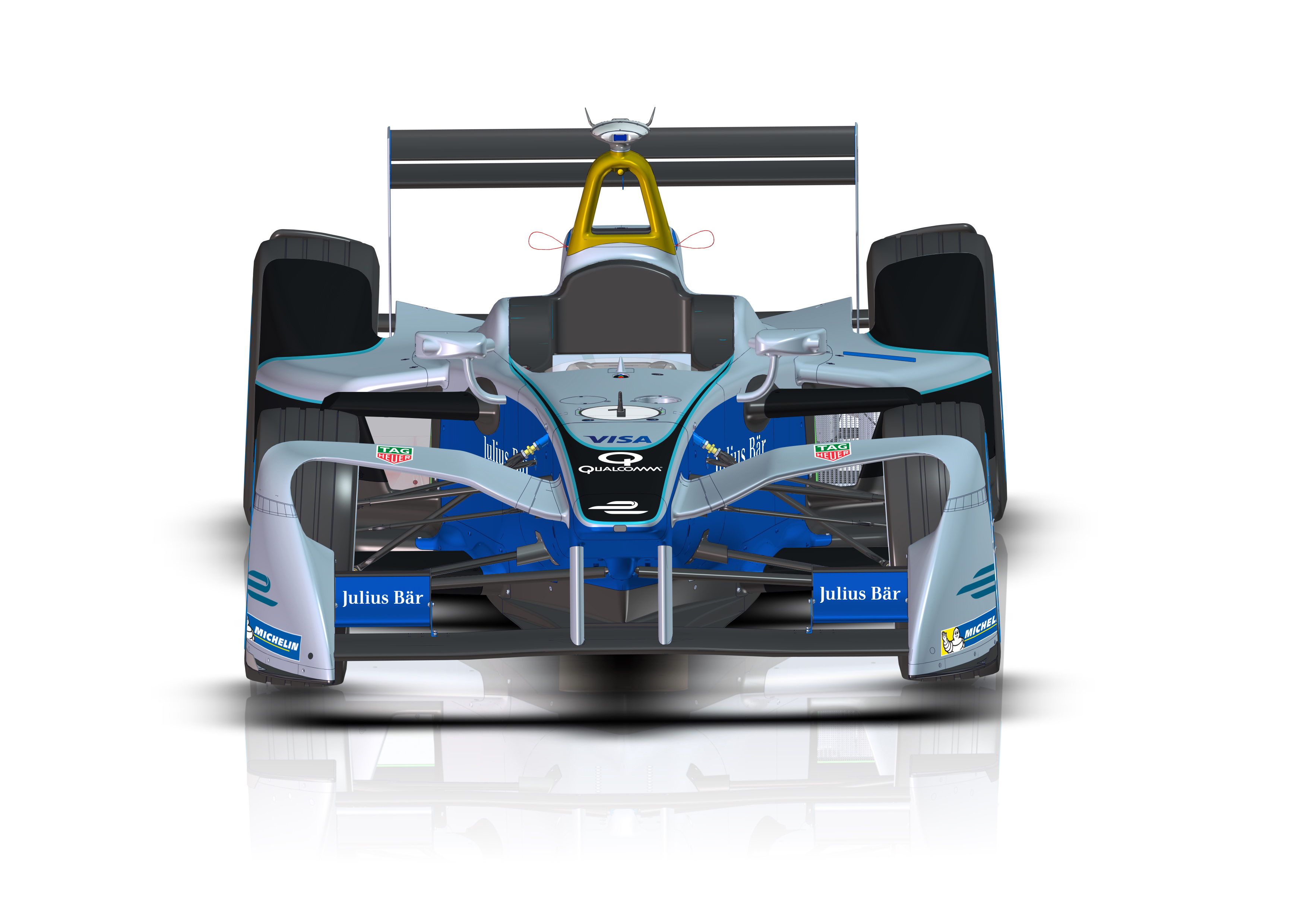 FIA Formula E Championship has given its cars a new look for the upcoming 2016-2017 season,