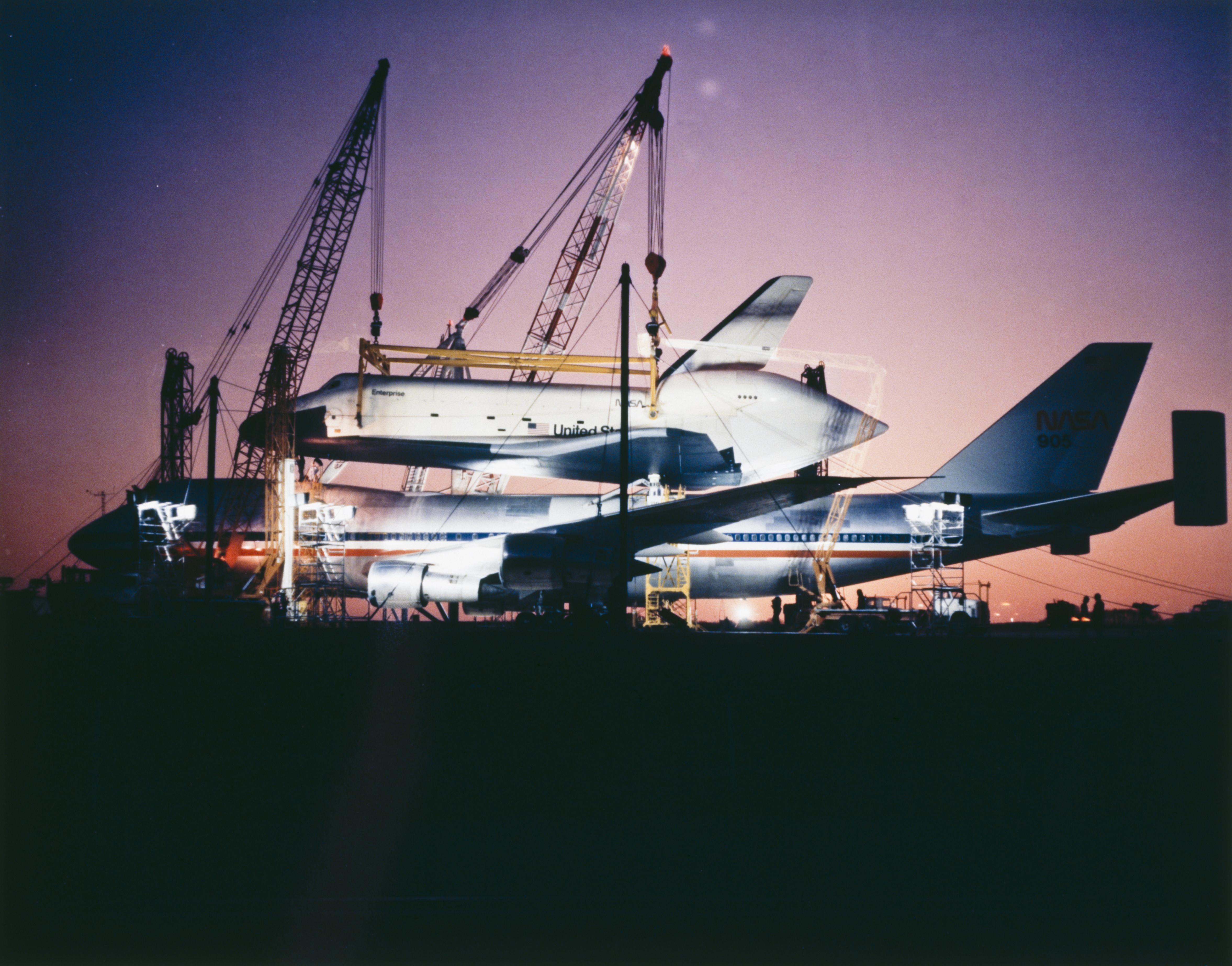 Enterprise On Jumbo