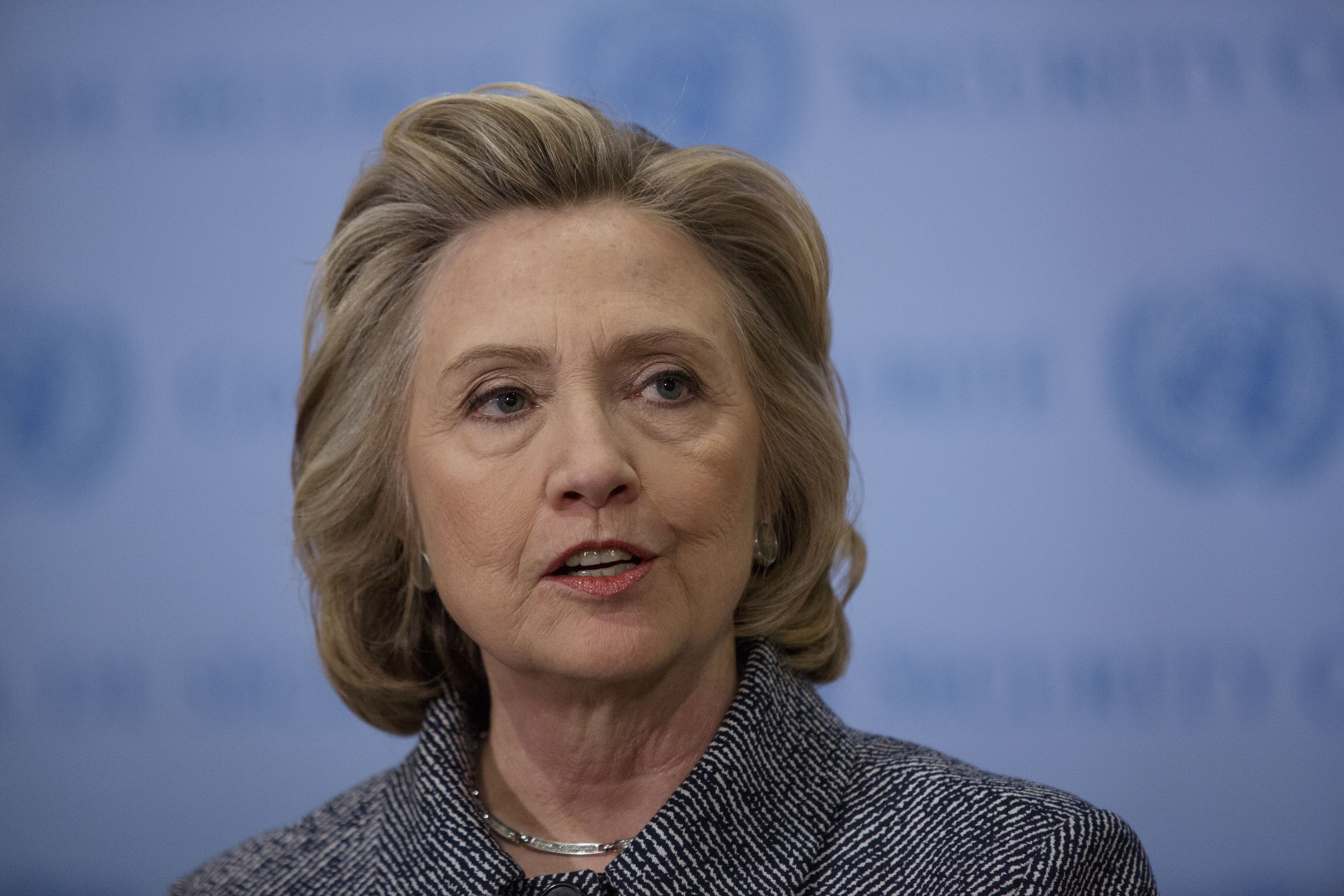 Hillary Clinton Says Her Use Of Private E-Mail Was Legal