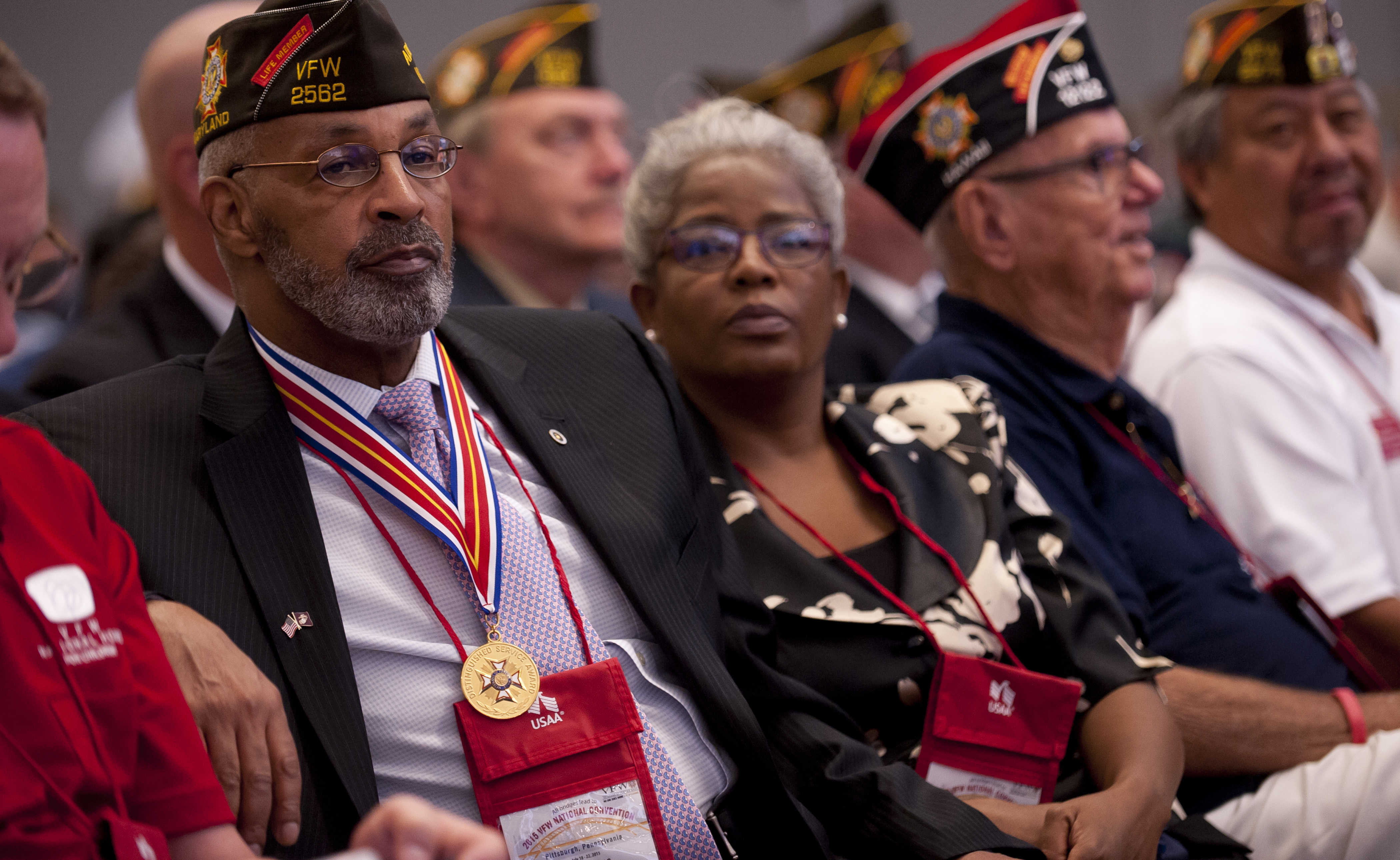 President Obama Addresses Veterans of Foreign Wars National Convention