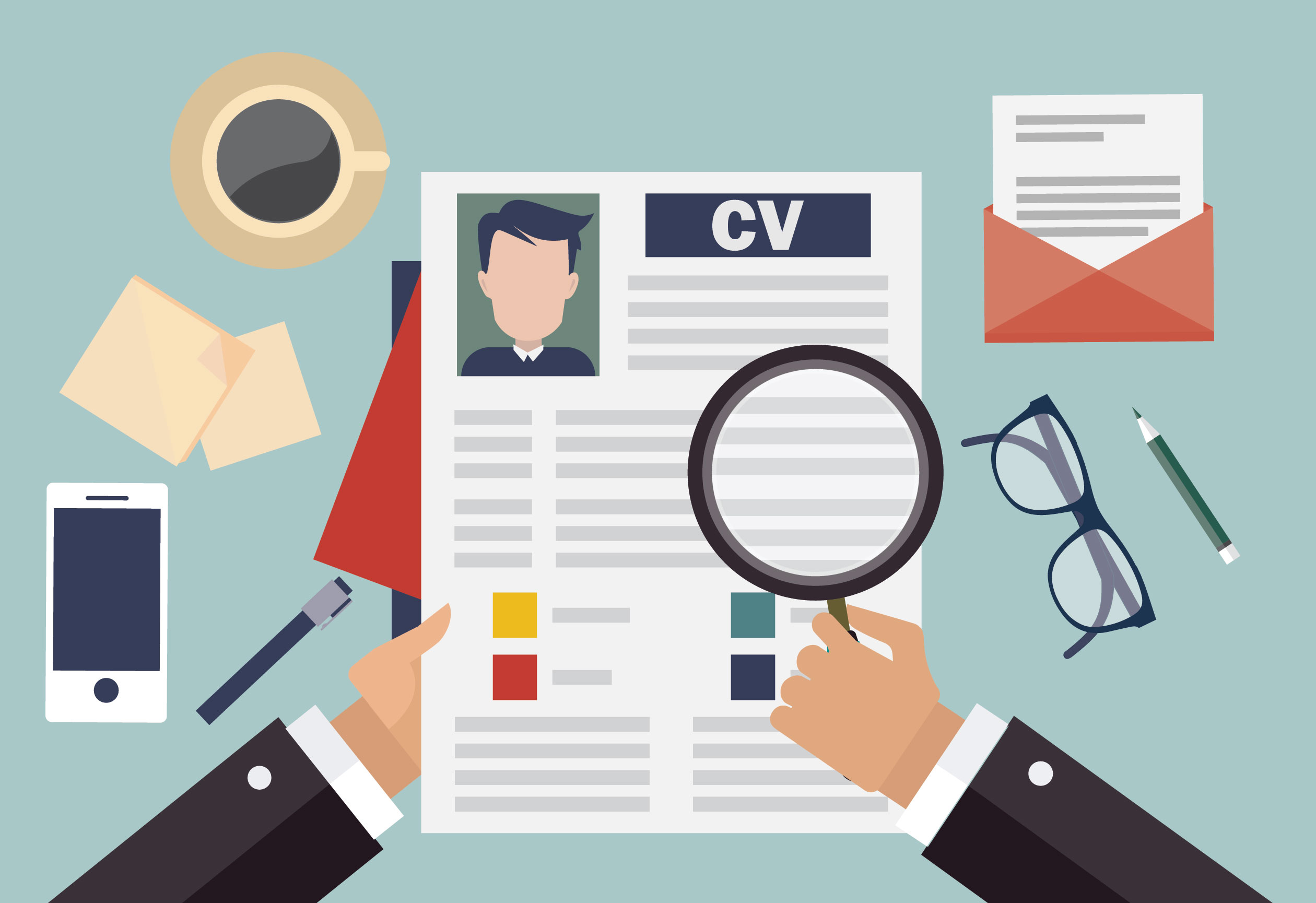 How To Convince The Bots Reading Your Resume You Re Right