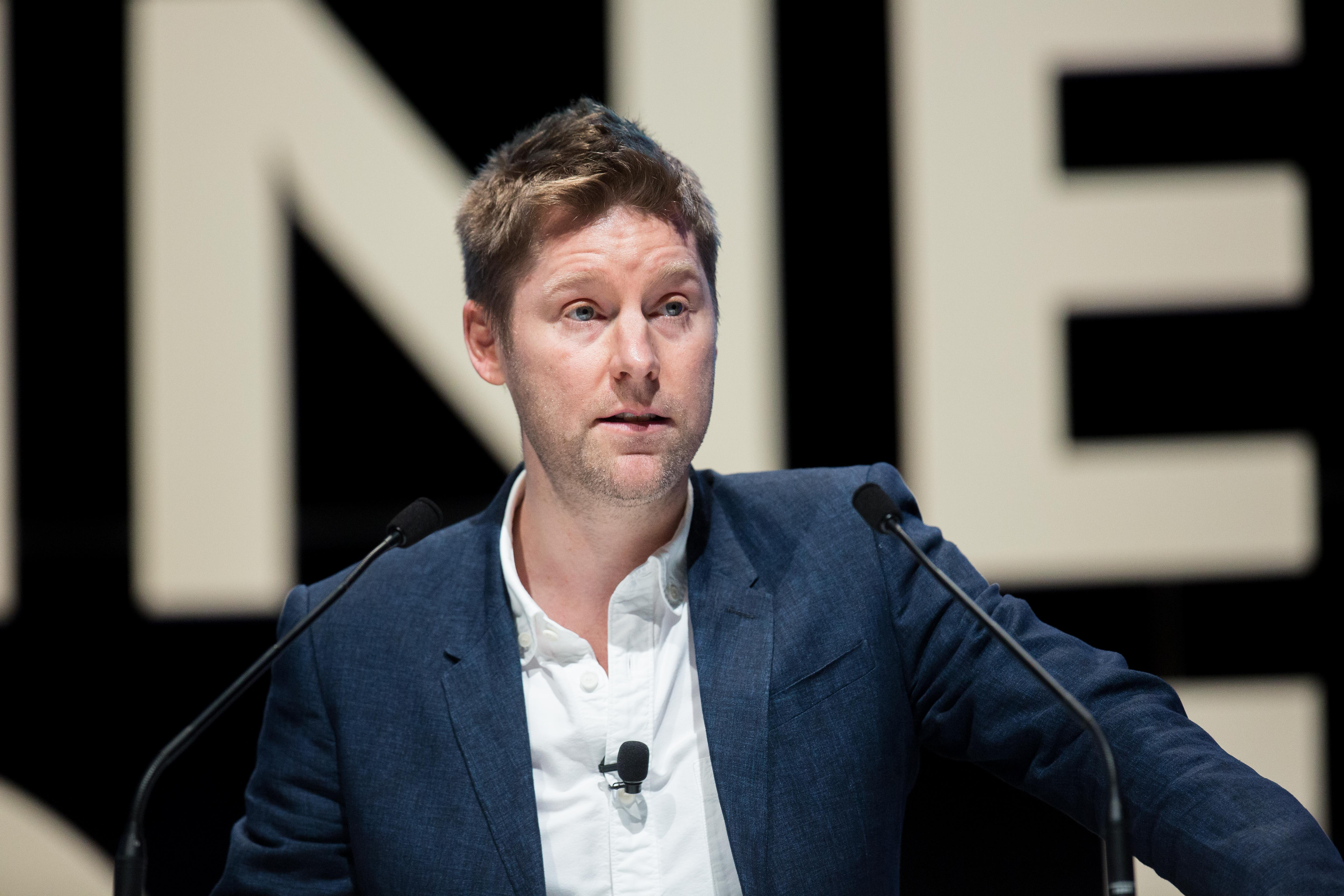 Burberry Group Plc Chief Executive Officer Christopher Bailey Speaks At Cannes Lions Festival Of Creativity