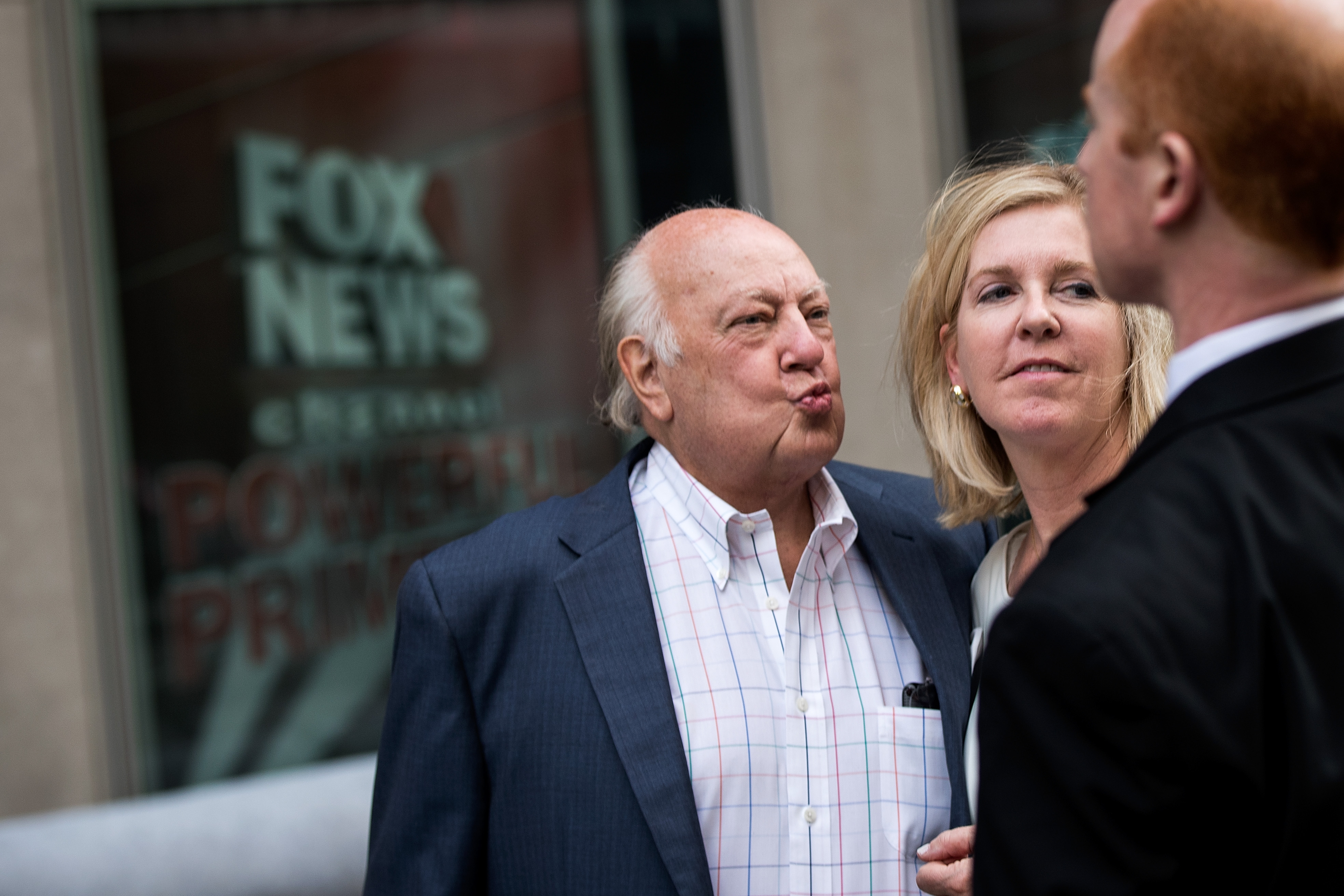 Media Reports Say Roger Ailes Negotiating Departure Terms At Fox News