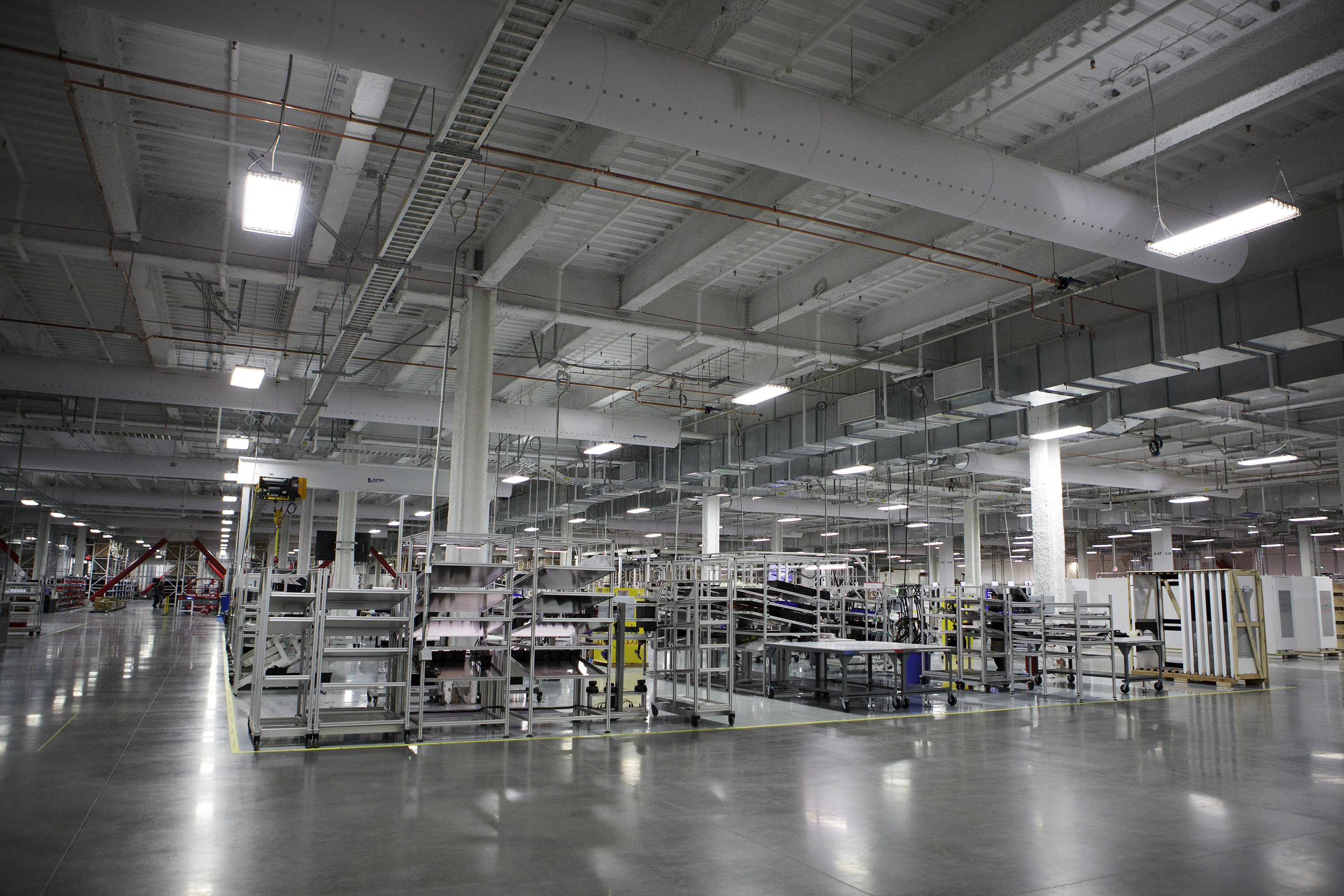 Tour Of Tesla Motors Inc.'s Gigafactory With Remarks By Chief Executive Officer Elon Musk And Co-Founder Jeffrey Straubel