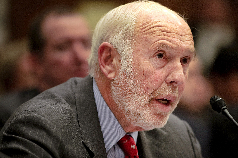 James Simons, director of Renaissance Technologies Corp., te