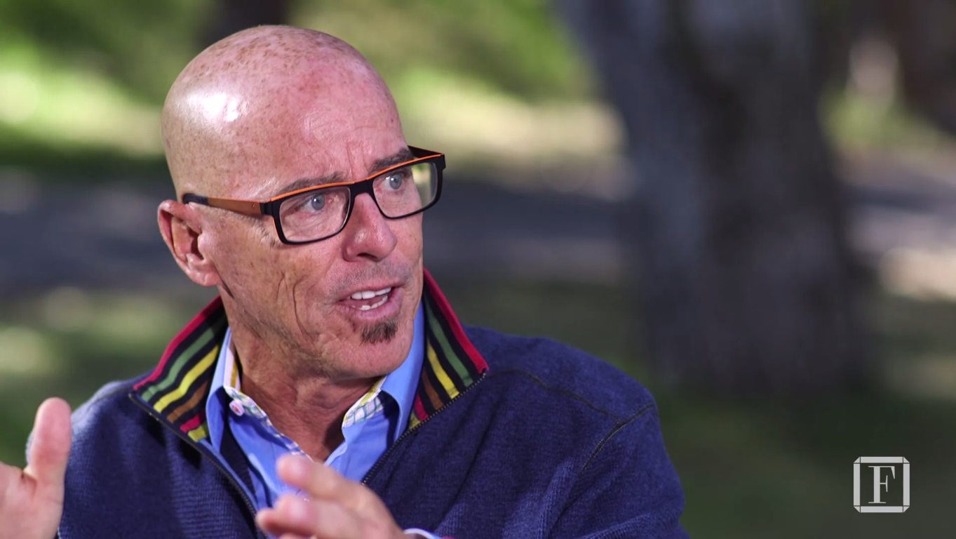 GoDaddy CEO Blake Irving at Fortune Brainstorm Tech 2016 in Aspen