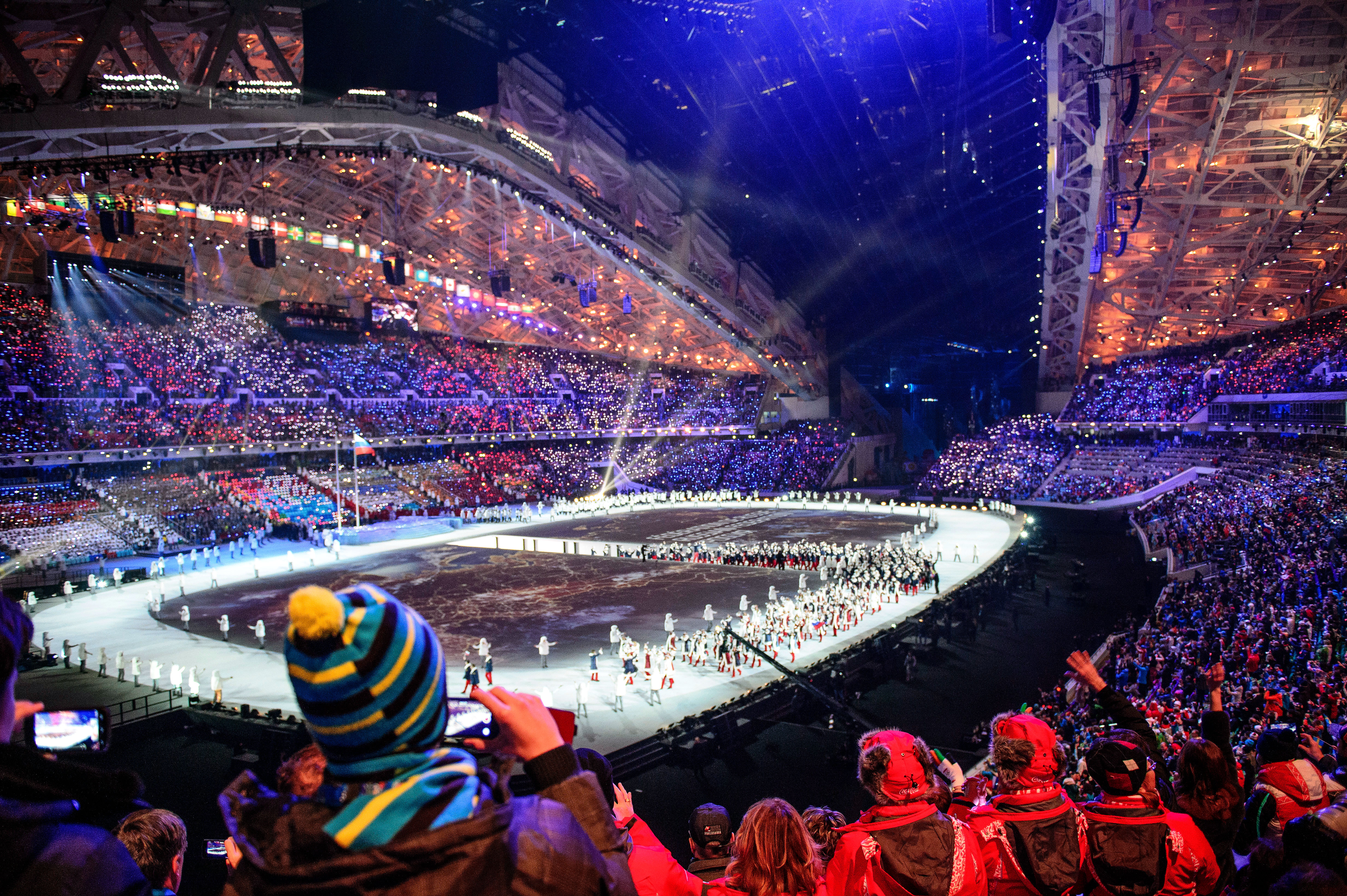 Sochi 2014 - Opening Ceremony
