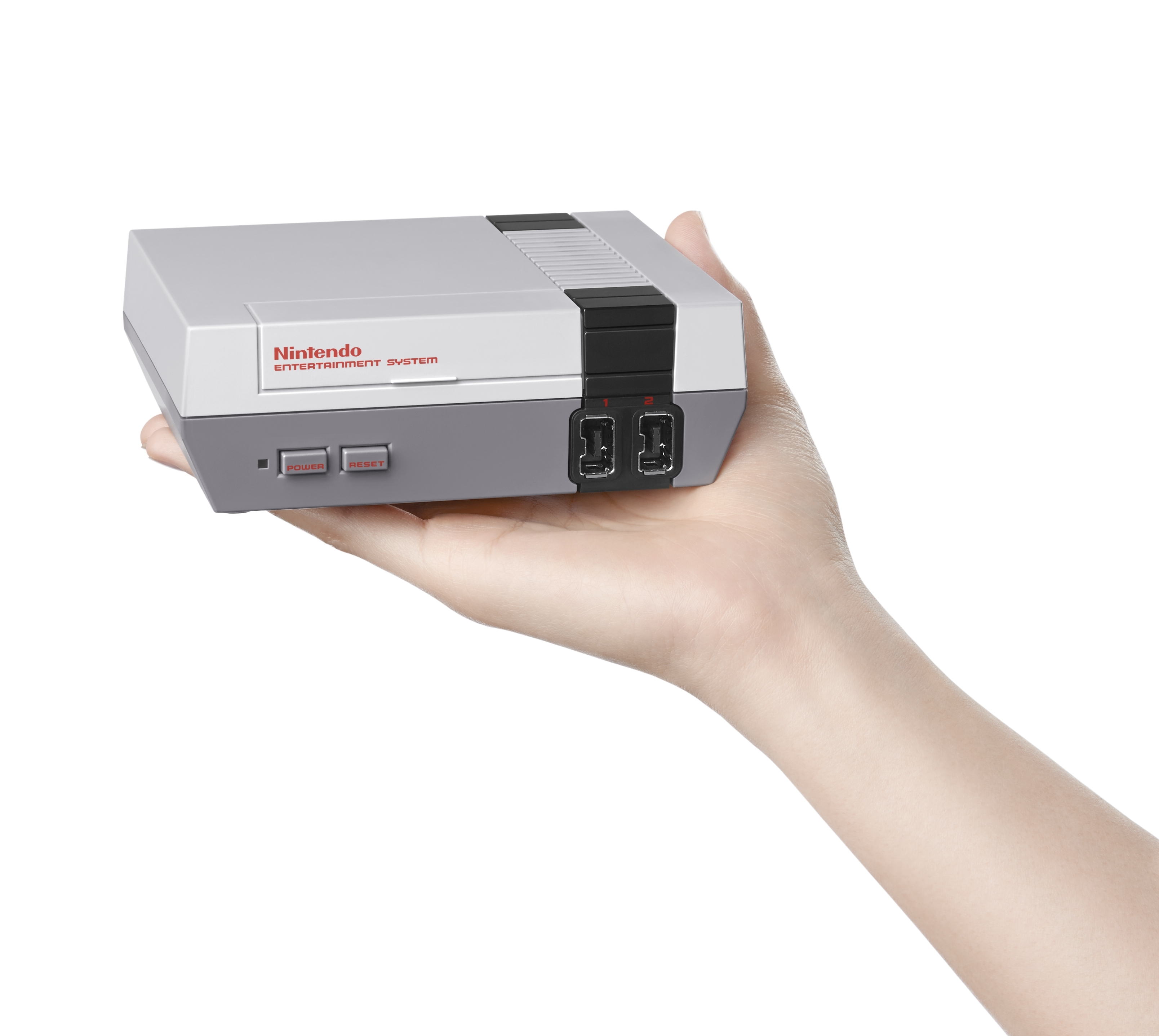 The Nintendo Entertainment System: NES Classic