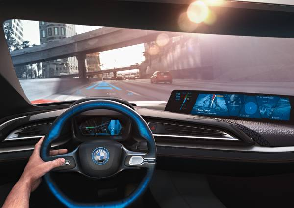 BMW, Intel, and Mobileye are working together to develop self-driving tech as a platform.