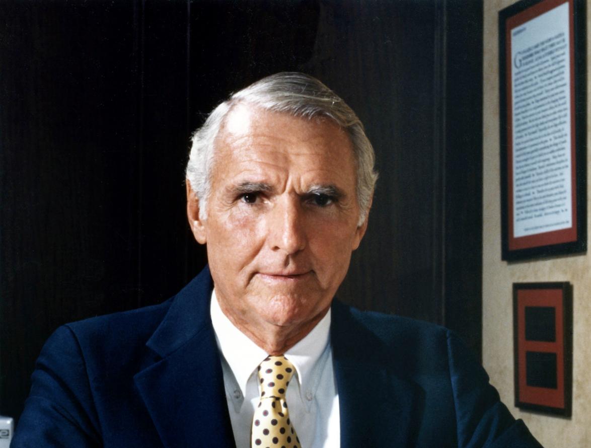 Jack Taylor, founder of Enterprise Holdings.
