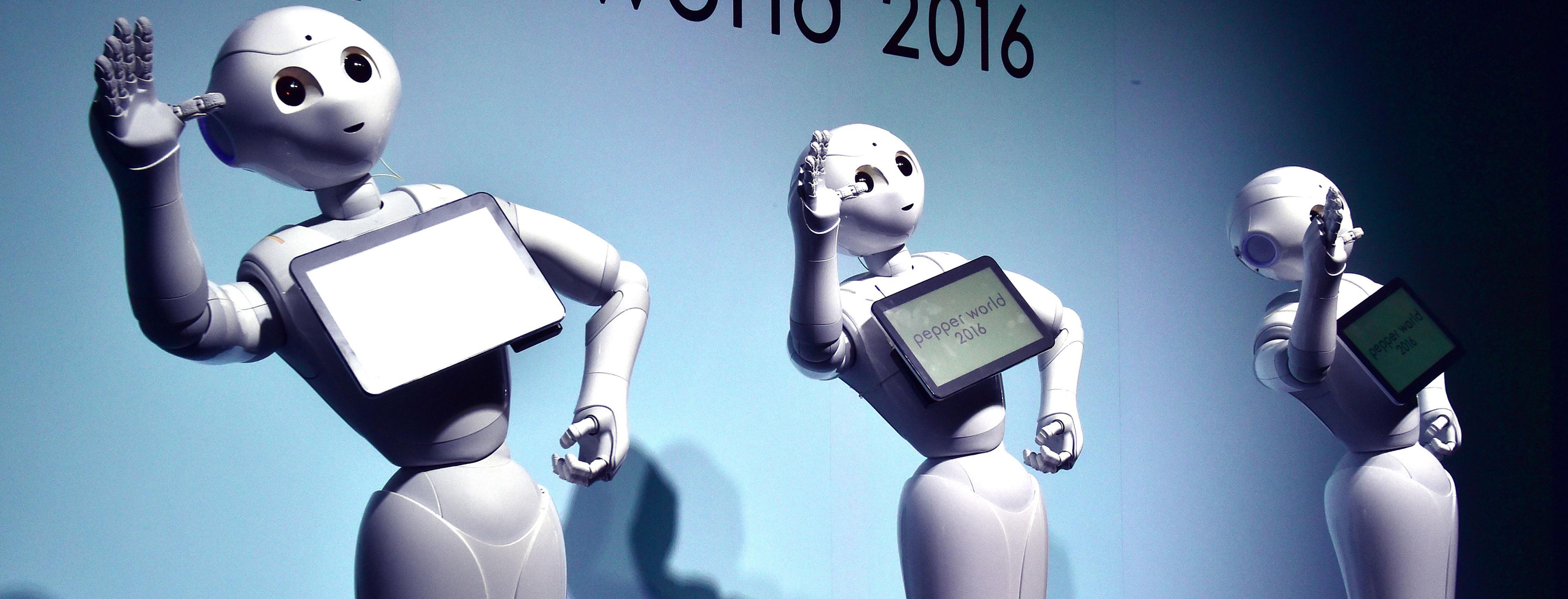 JAPAN-SOFTBANK-ROBOT-LIFESTYLE-MANUFACTURING