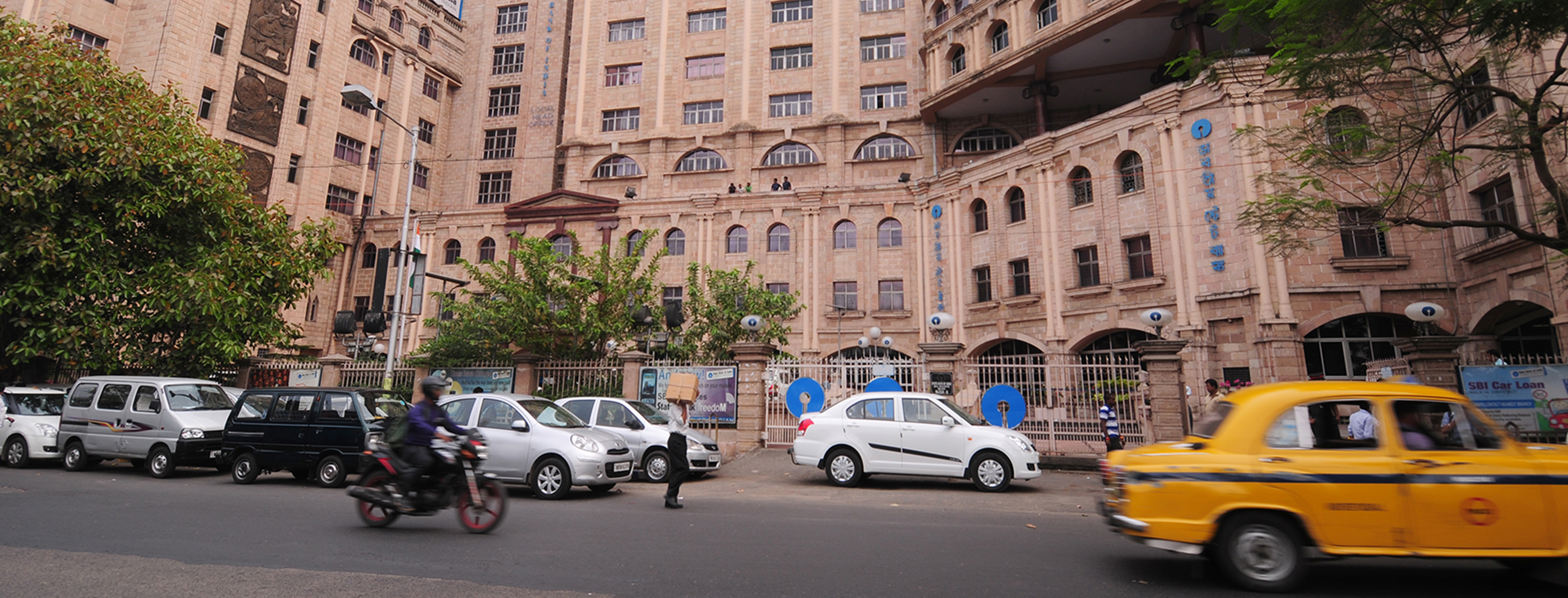 Head Office Of State Bank Of India Building