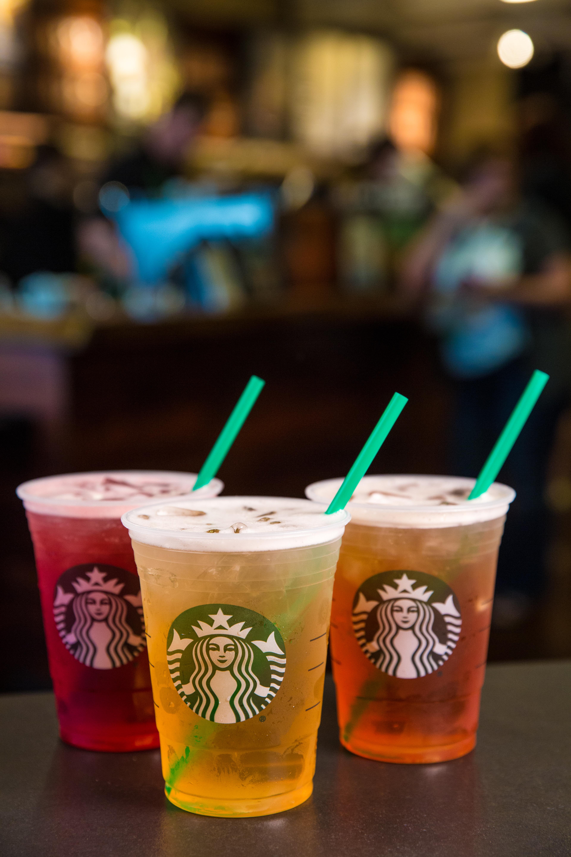 Teavana iced tea photographed on Monday, June 27, 2016. (Joshua Trujillo, Starbucks)