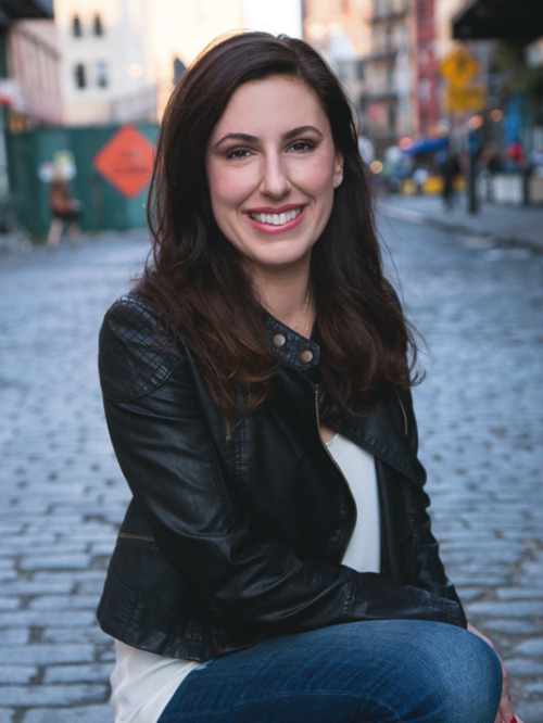 New York Times best seller author Jessica Valenti.