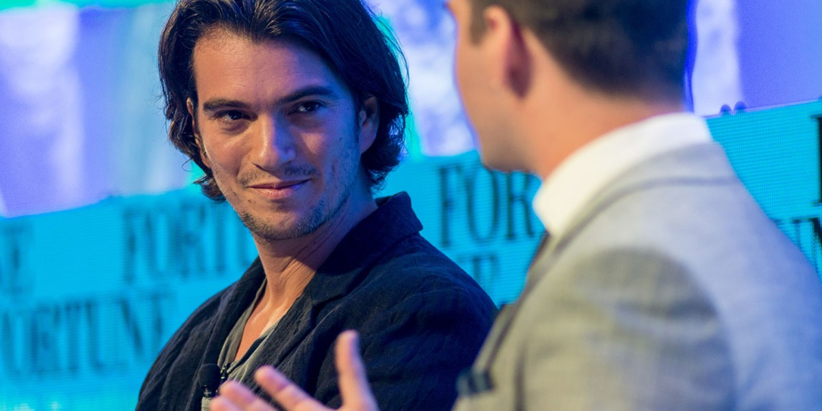 WeWork CEO Adam Neumann Sold Some of His WeWork Stake: Term Sheet
