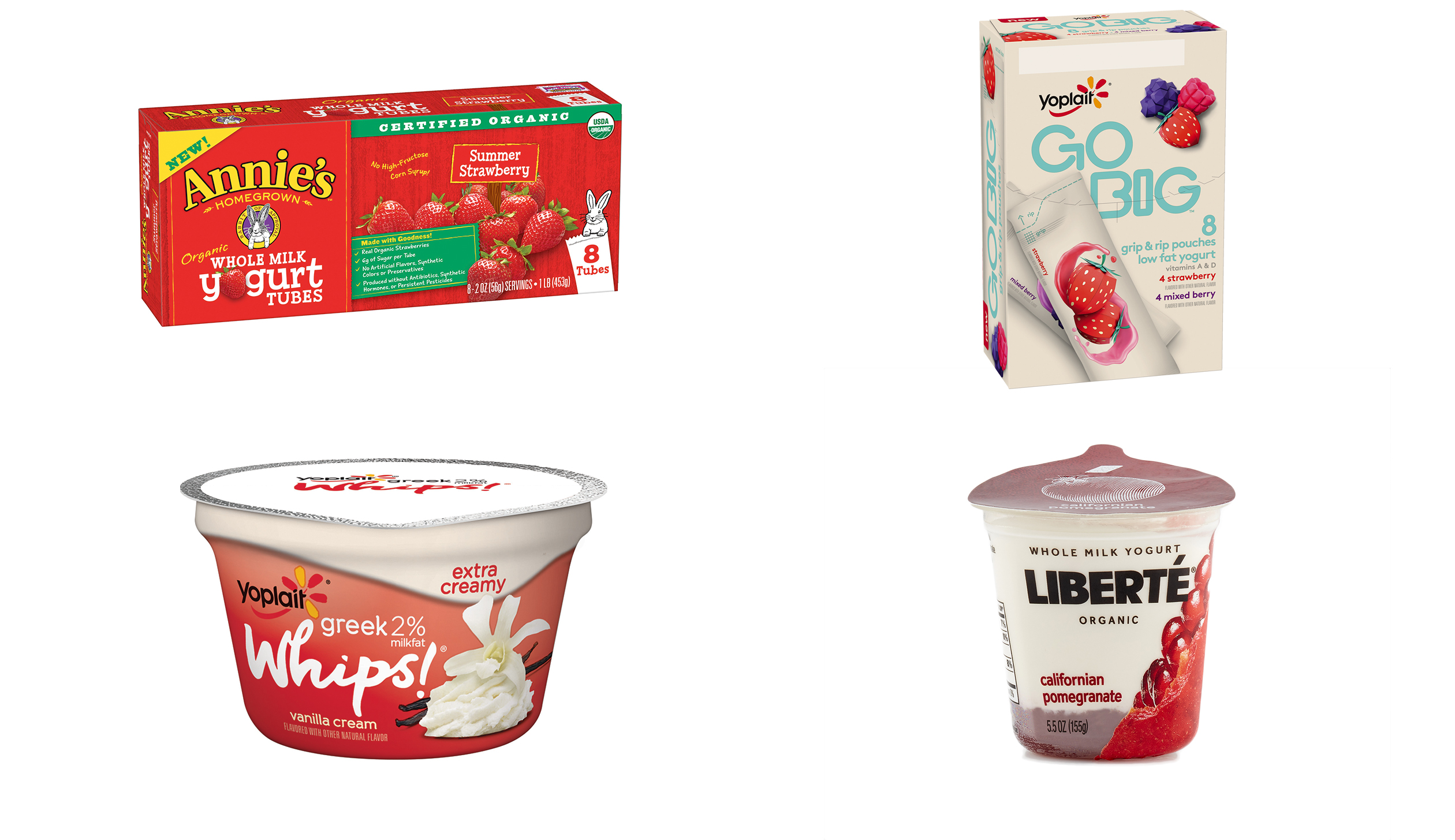 General Mills, with $2.8 billion in annual yogurt sales, wants to renovate the portfolio to better compete in the yogurt category.