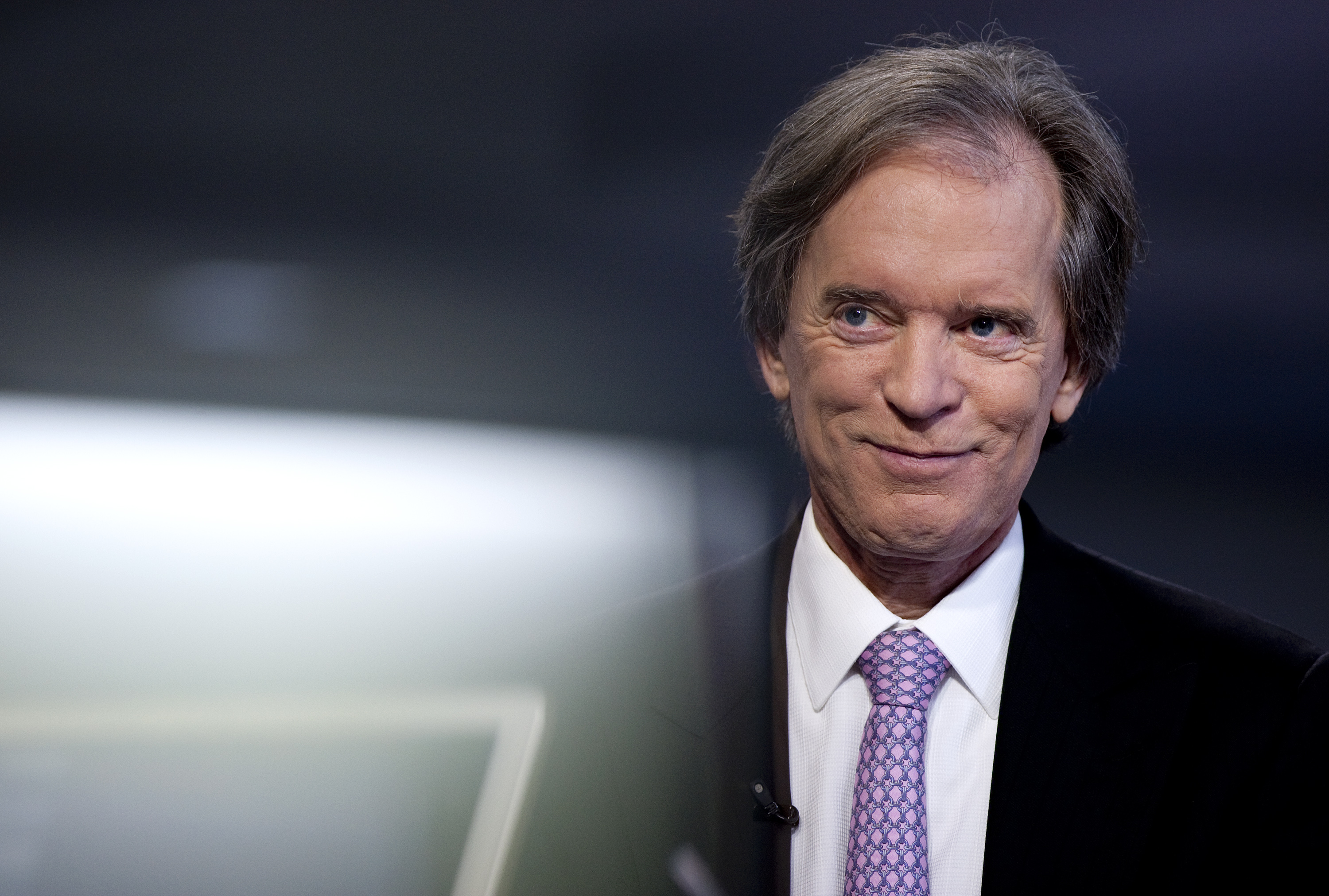"Geithner Provides ""Wiggle Room"" on U.S. Deficit, Bill Gross Says"