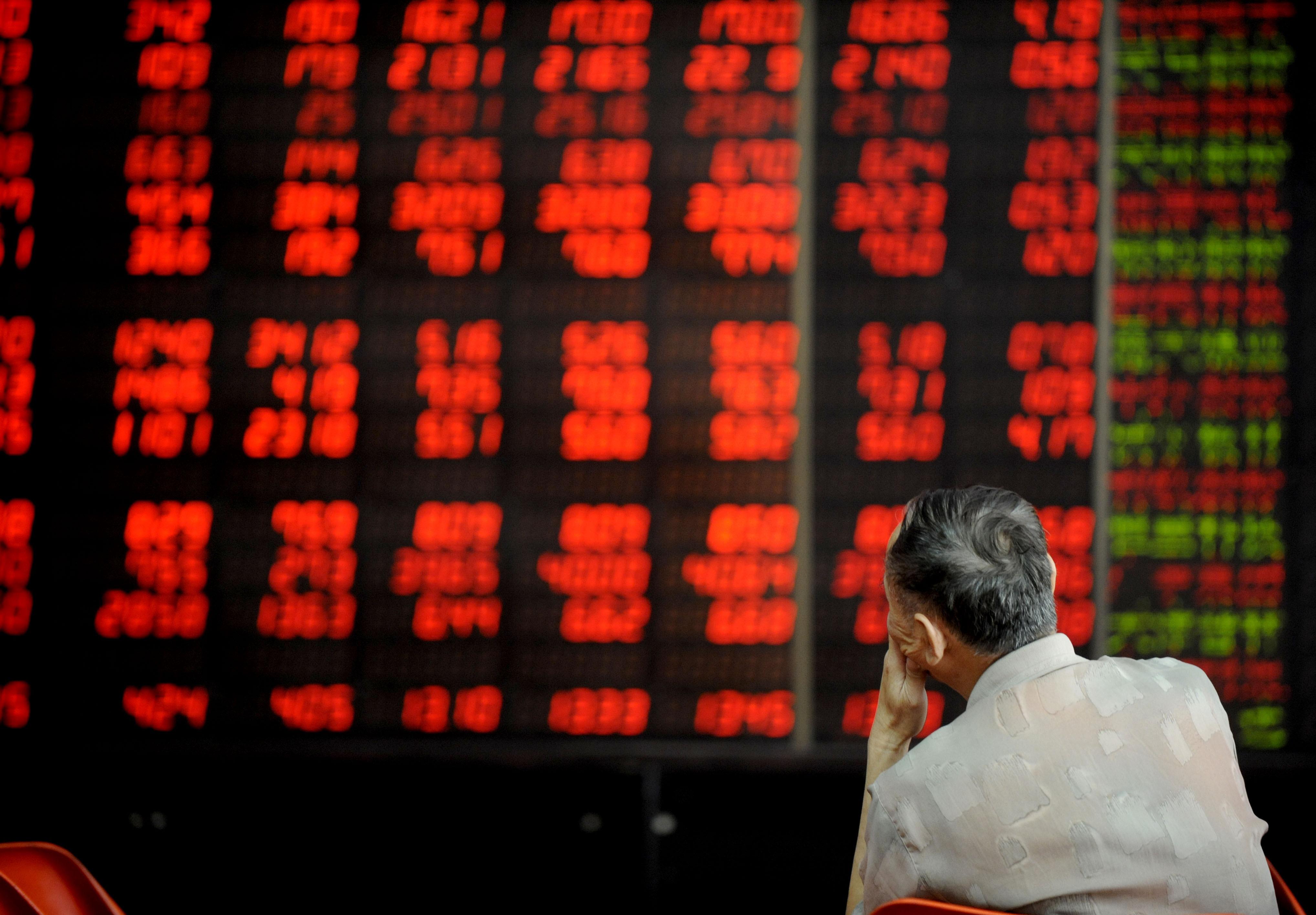 Chinese Stocks Rebound