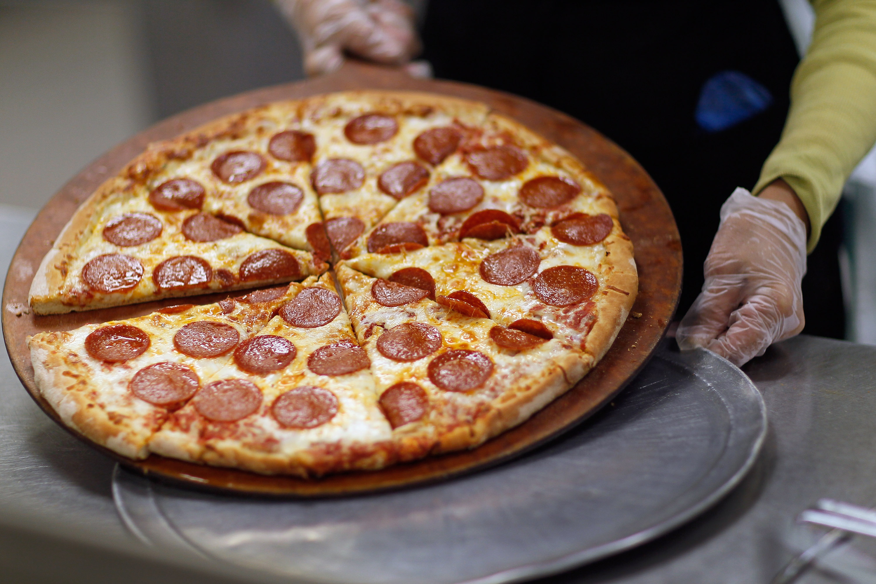 Congress Allows Pizza To Be Considered Vegetable In School Lunches