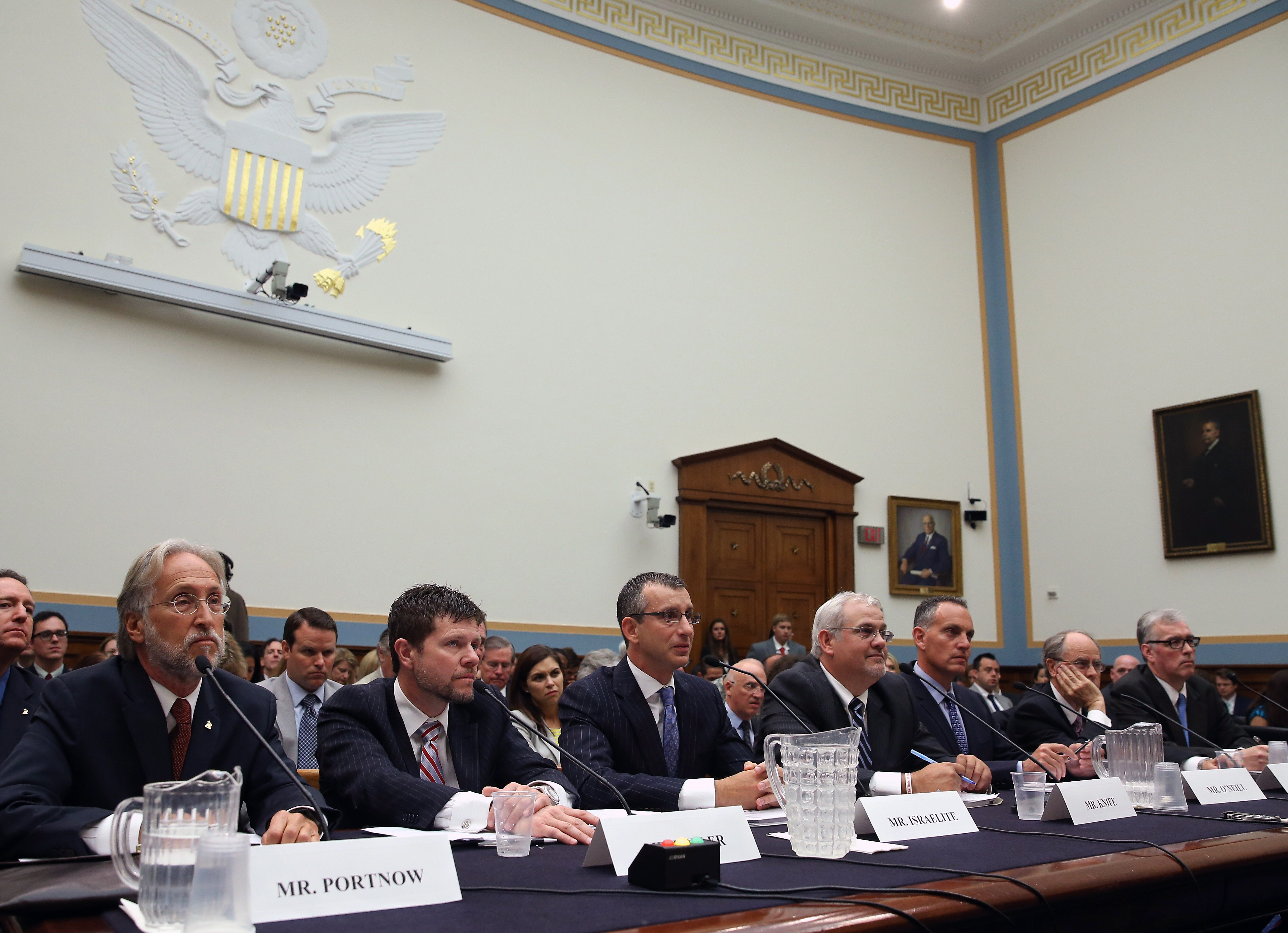 House Judiciary Committee Holds Hearing On Music Licensing