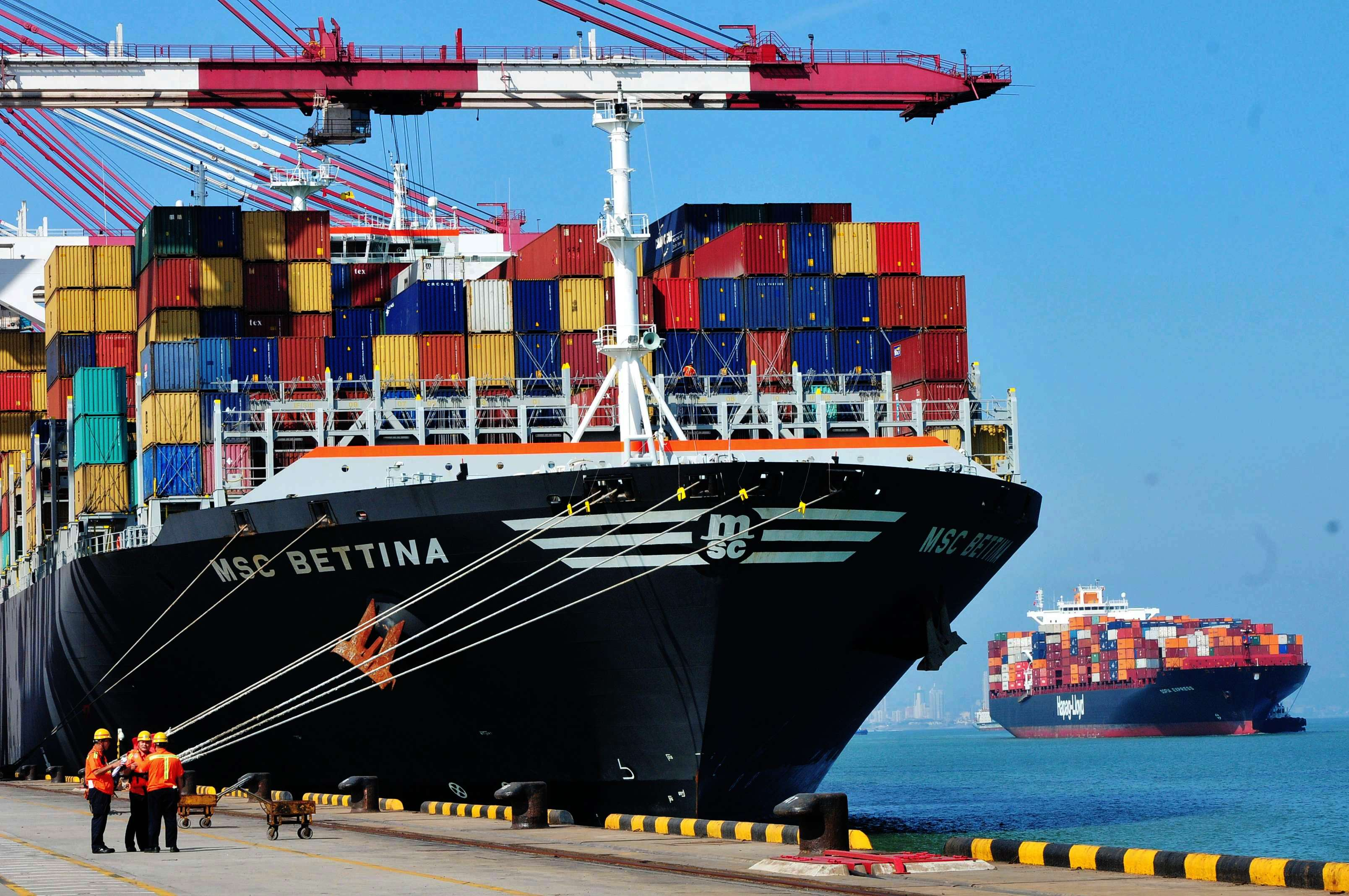 China's Export In June Expected To Return To Double-Digit Growth