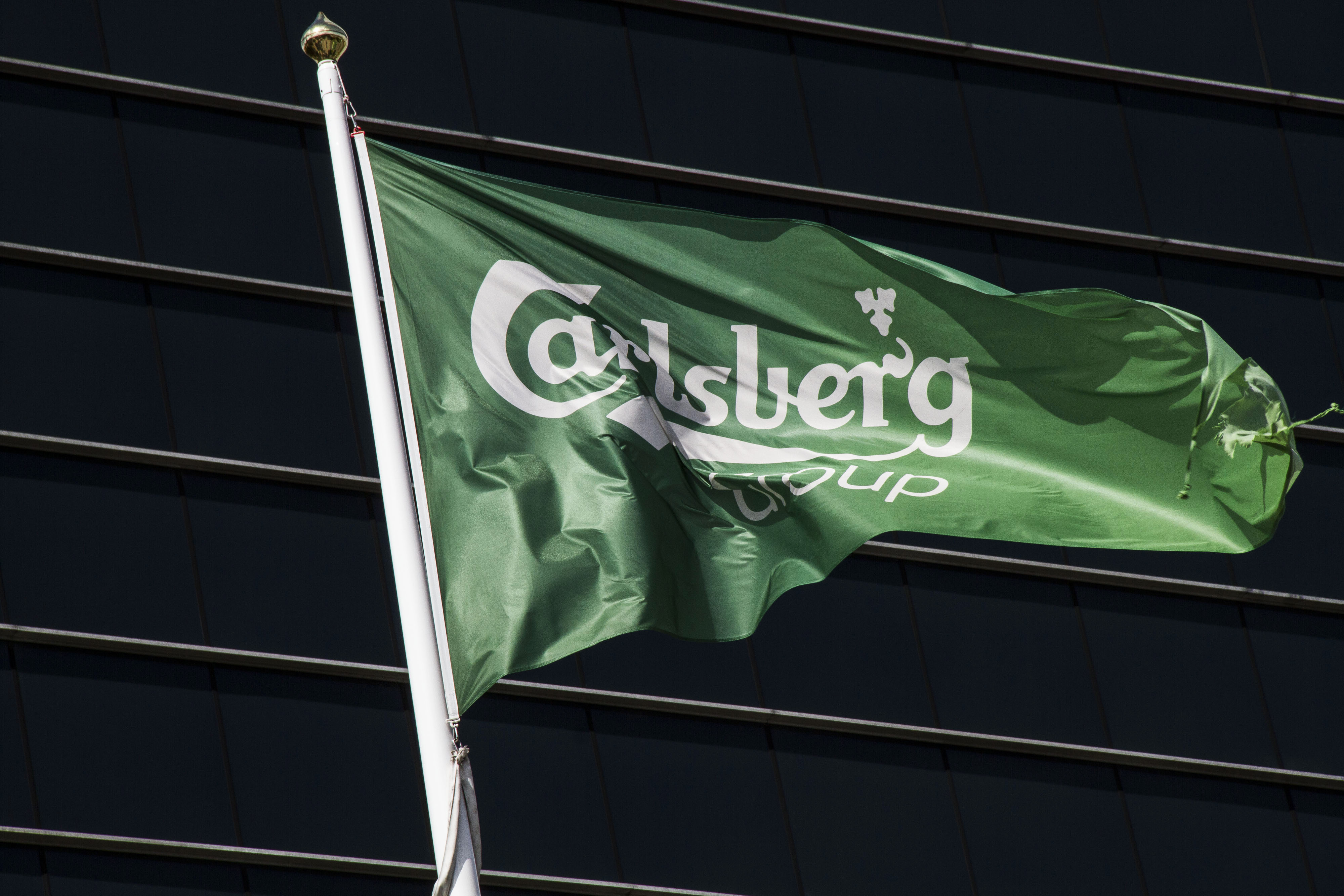 Carlsberg A/S Earnings News Conference As Brewer Cuts Full-Year Profit Outlook Amid Russia Woes