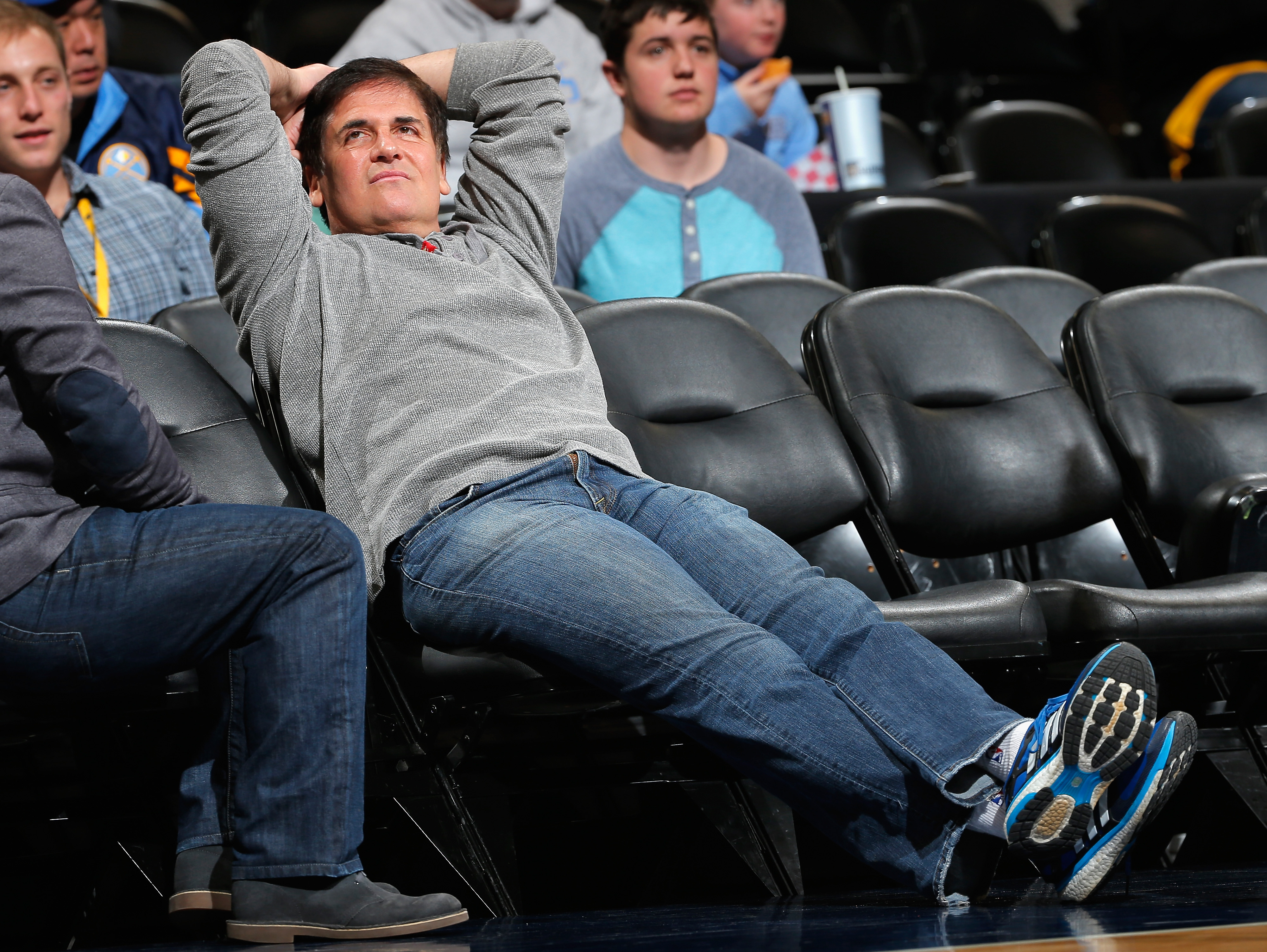Mark Cuban said he wasn't even asked to play Trump in Hillary Clinton's debate prep.