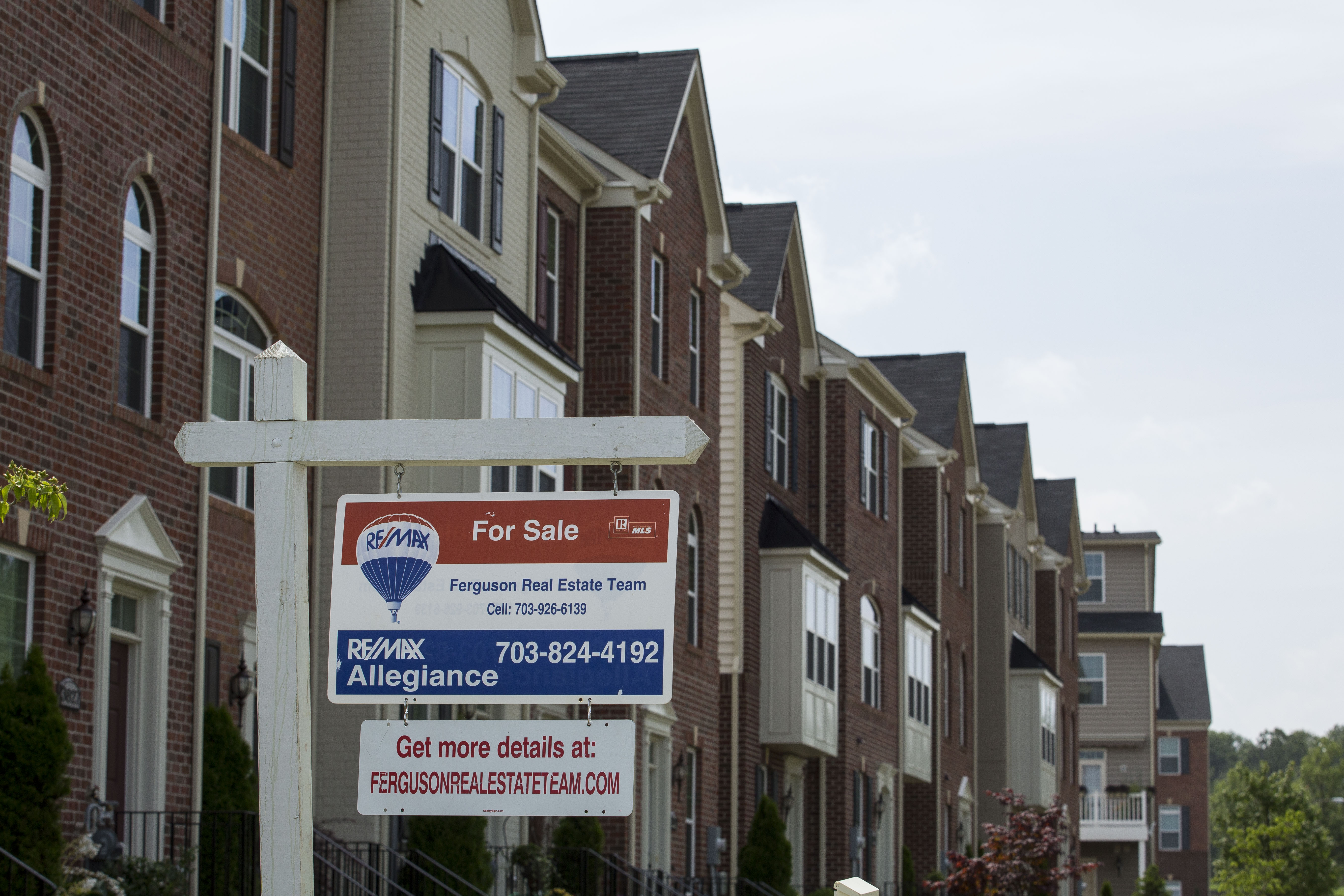 US New Home Sales Rise To Highest Level In Seven Years