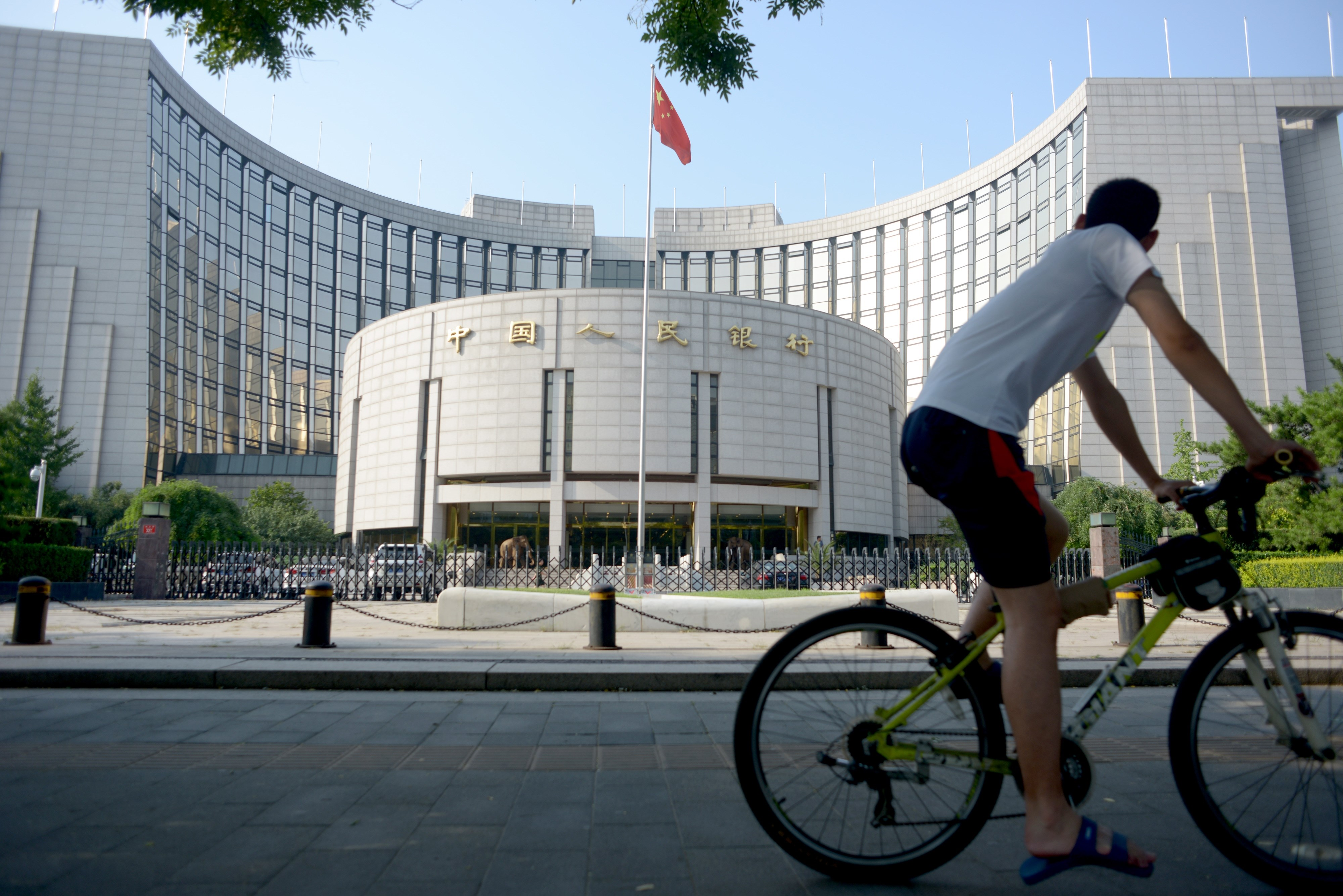 CHINA-ECONOMY-CURRENCY-FOREX