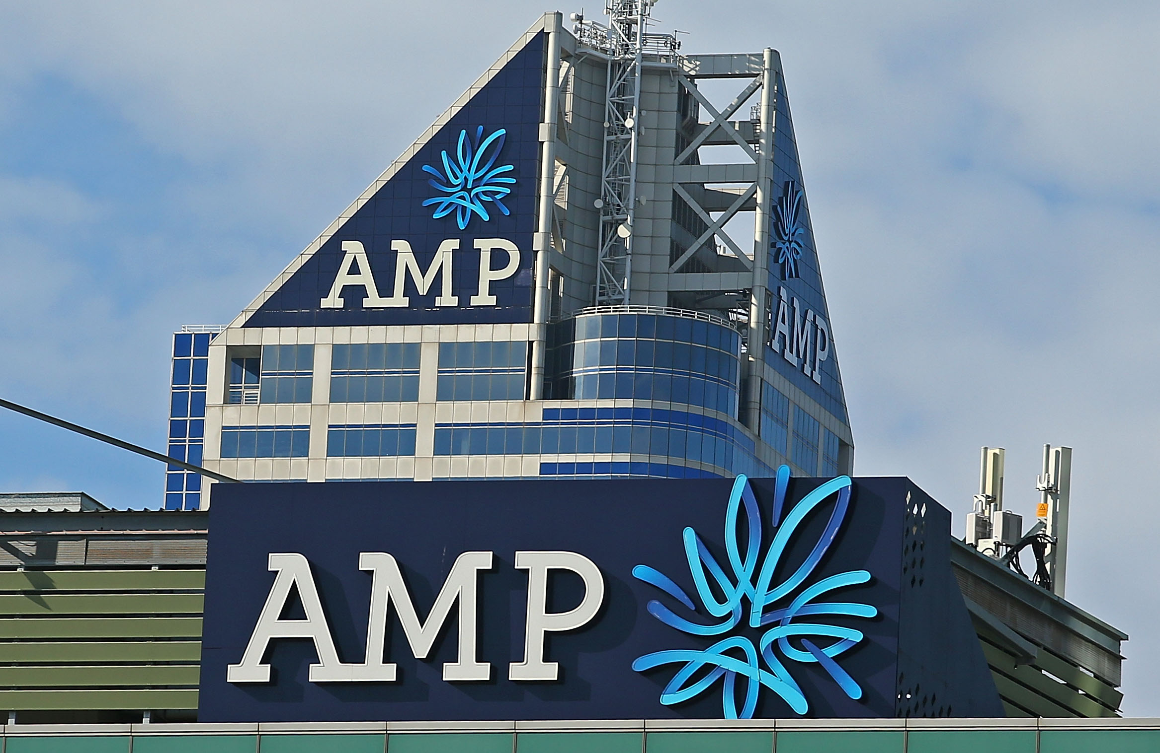 AMP Profits Rise As Wealth Management Company Post First-Half Results