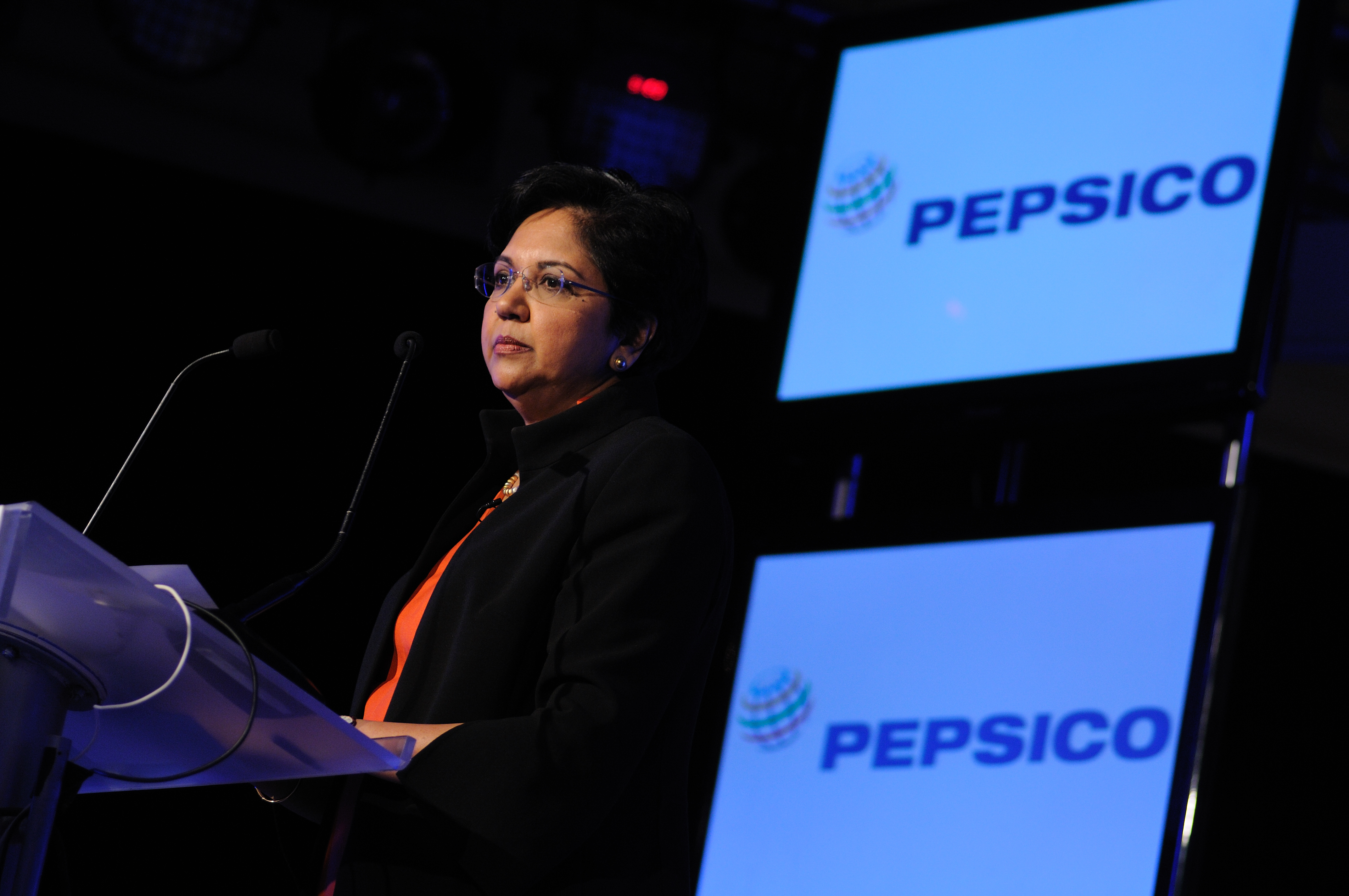 Profile Of PepsiCo Chairperson and CEO Indira Nooyi,