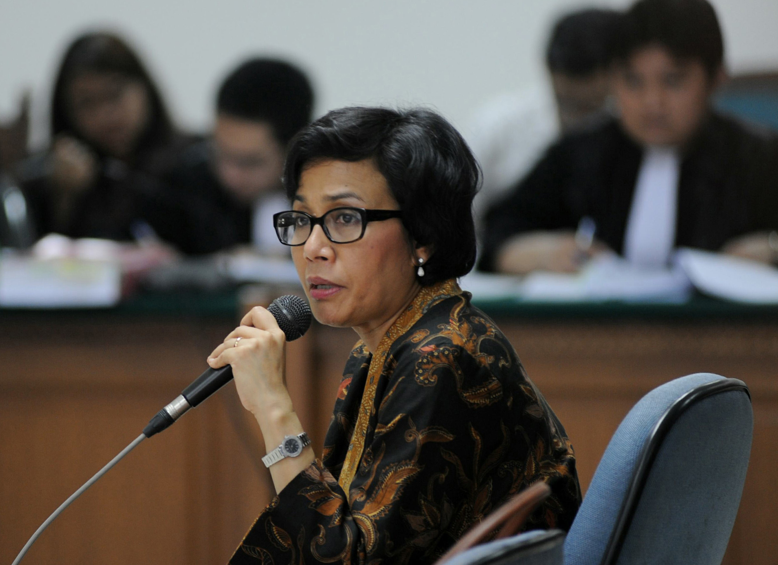 Corruption banking system in Indonesia