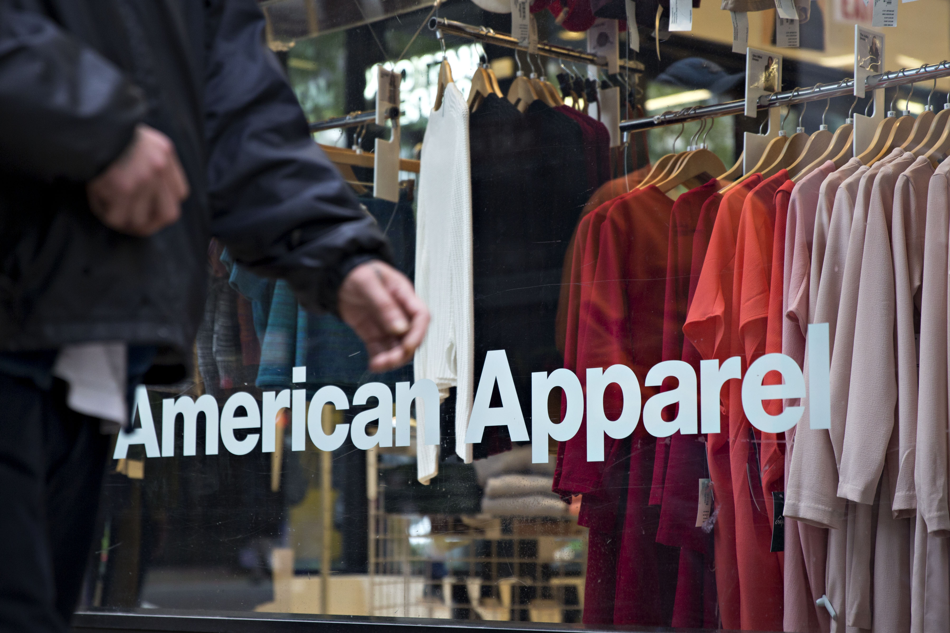 American Apparel Files For Bankruptcy Protection After Losses