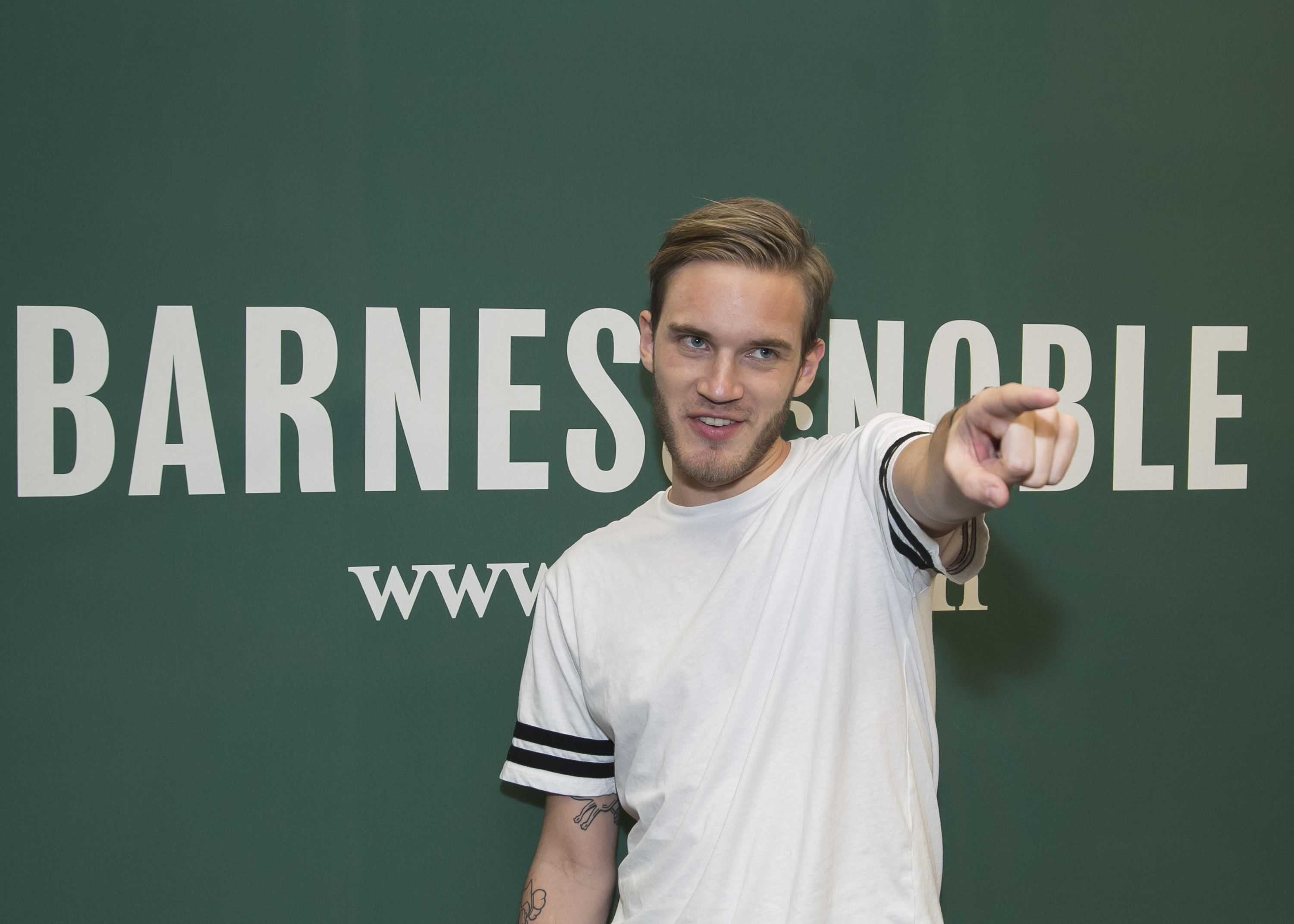Comedian and YouTube star PewDiePie says his second video game is coming soon.