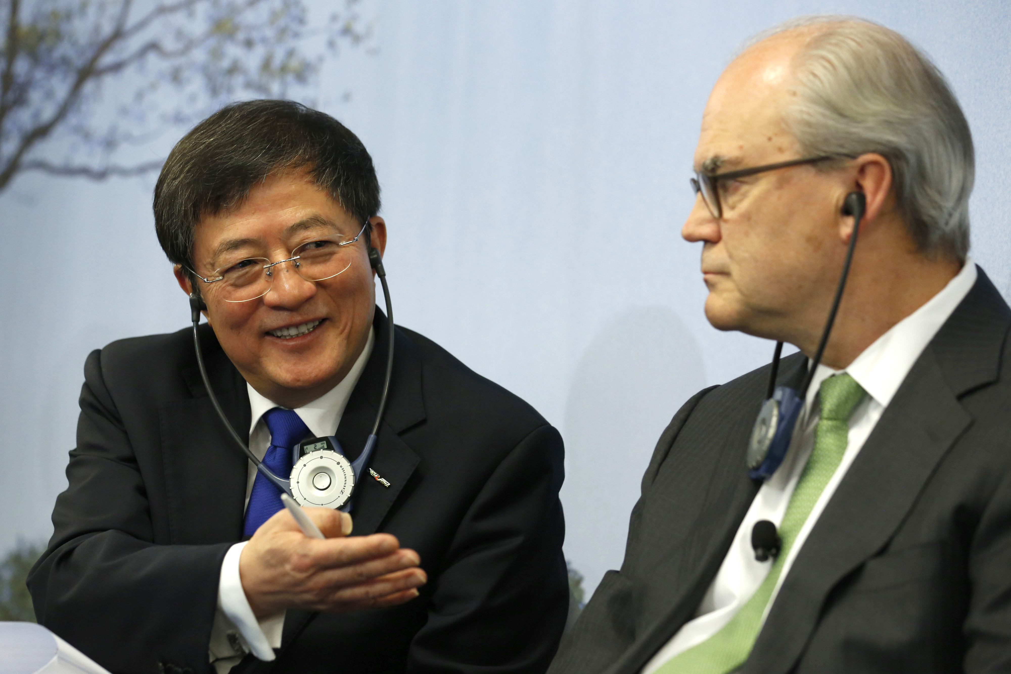 Syngenta AG Full Year Results News Conference As ChemChina Agrees To Record $43 Billion Deal