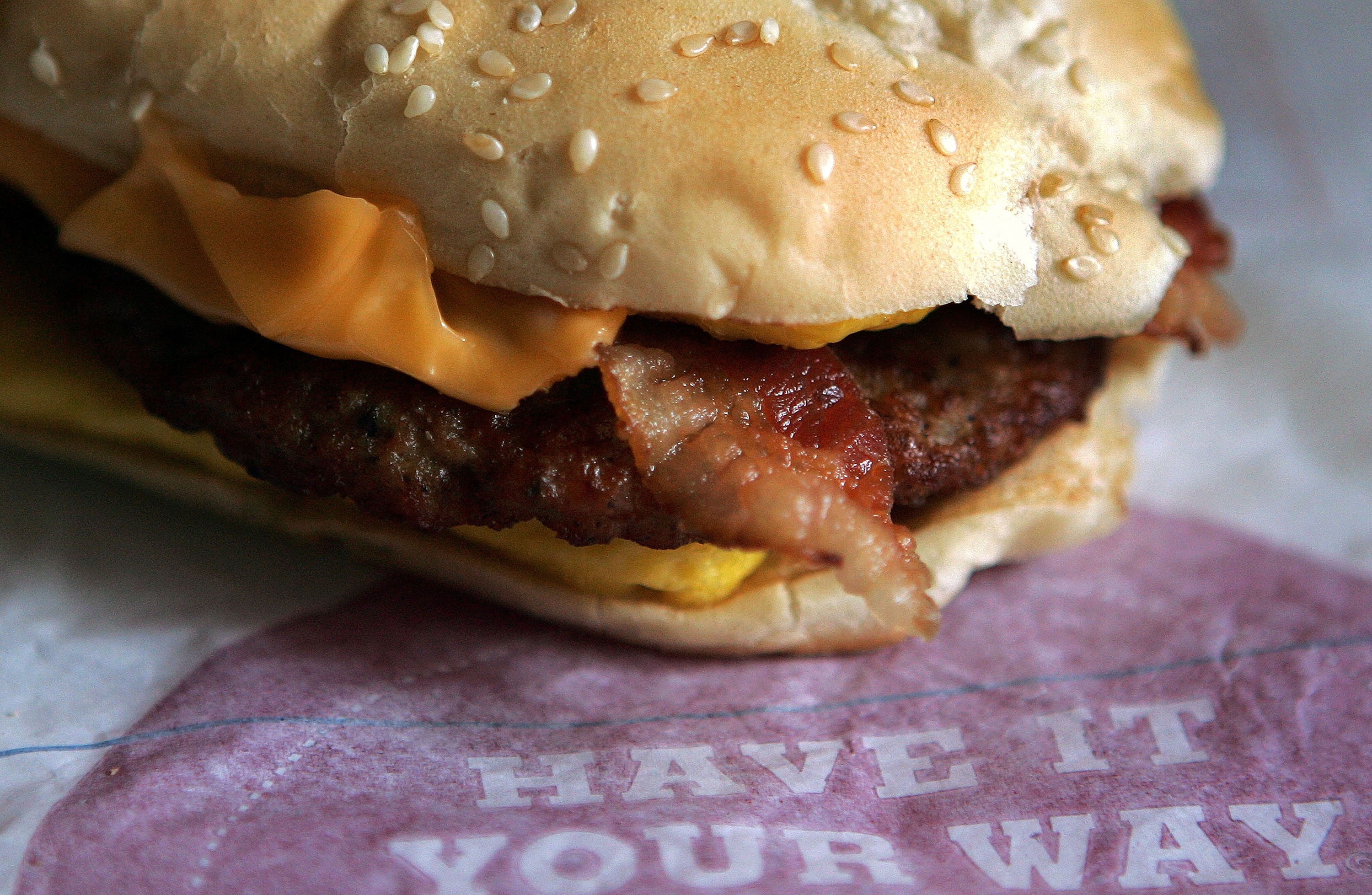 Burger King has been known to offer over-the-top menu items.