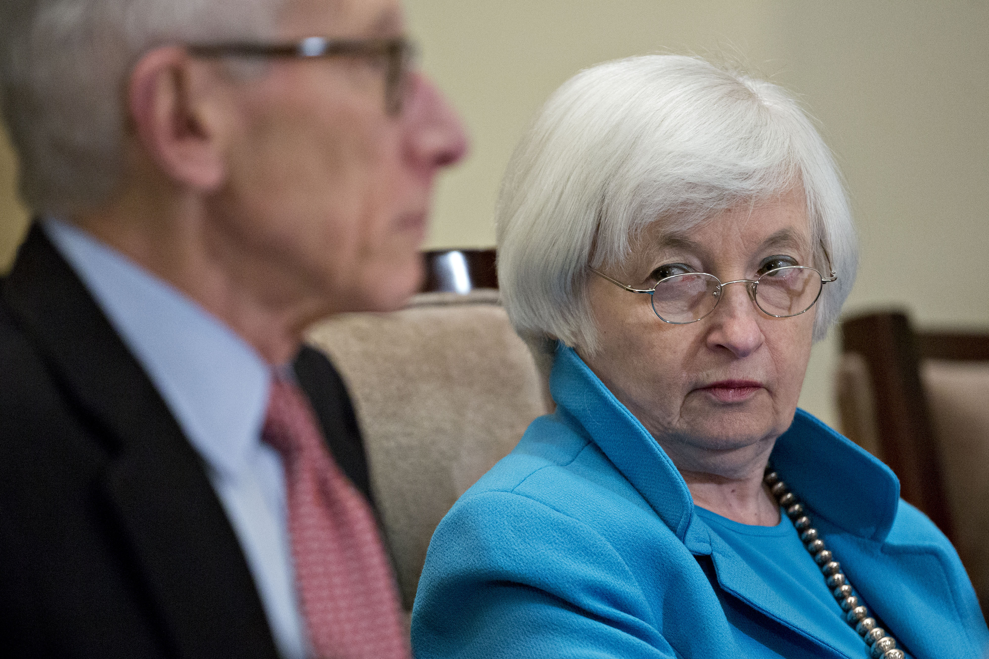 Board Of Governors Of The Federal Reserve System Holds Open Meeting