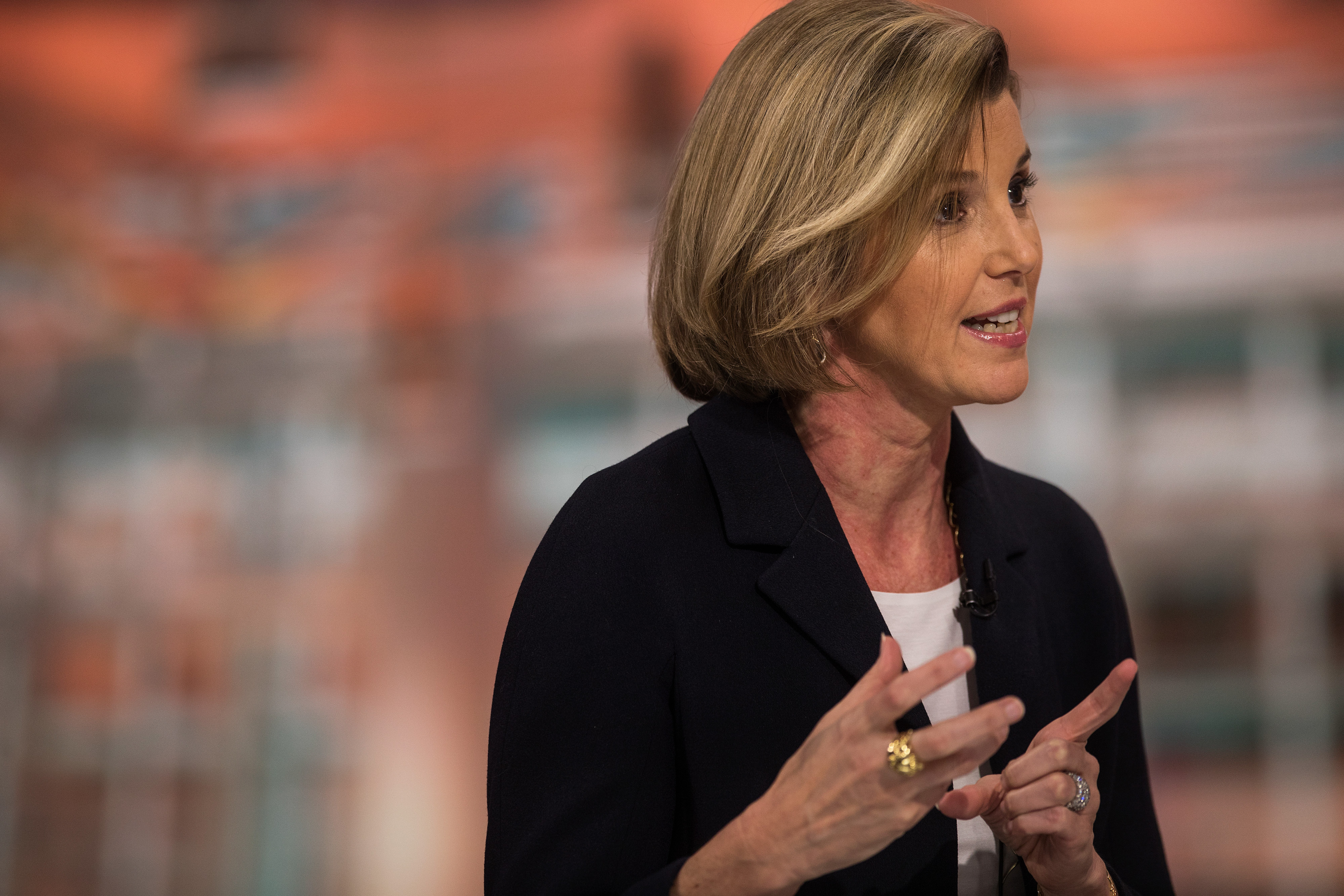 Ellevate Financial Inc. Chief Executive Officer Sallie Krawcheck Interview